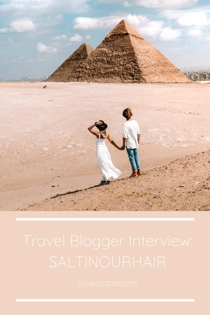 Salt In Our Hair - Travel Blog