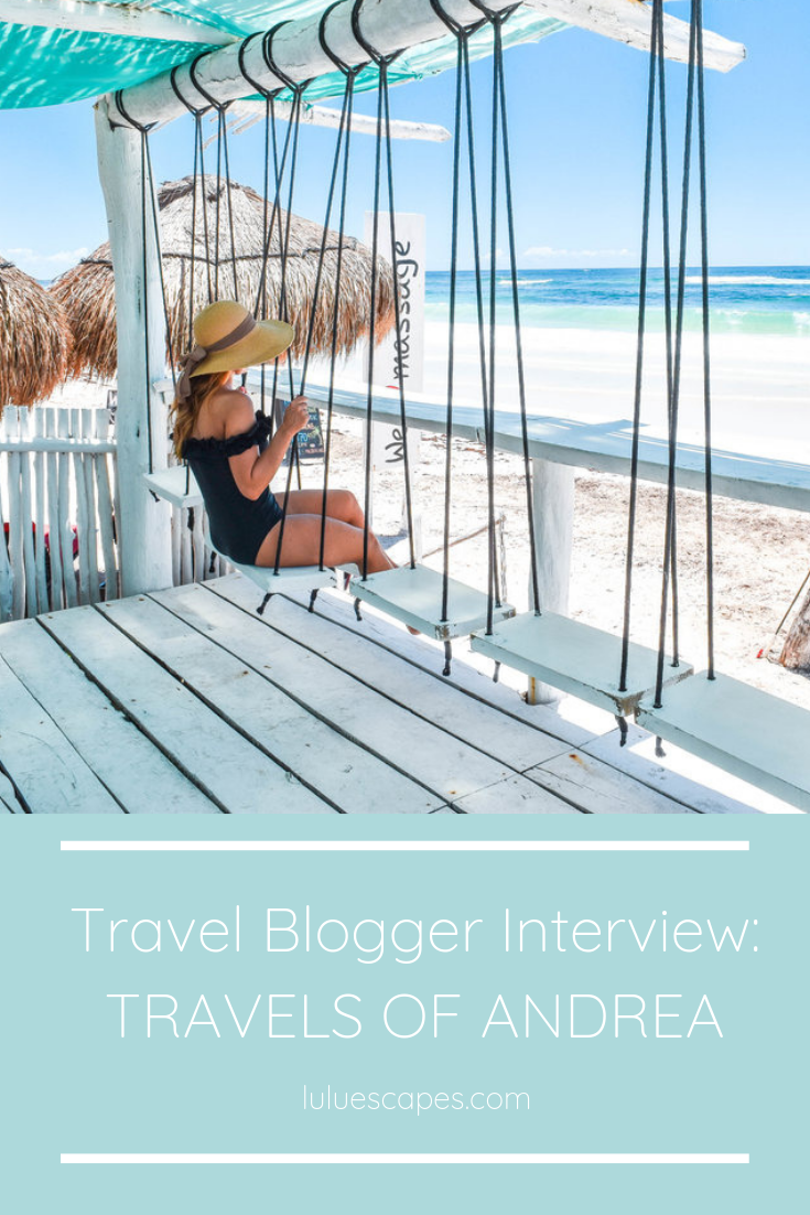 Travel Blogger- Andreas Travels