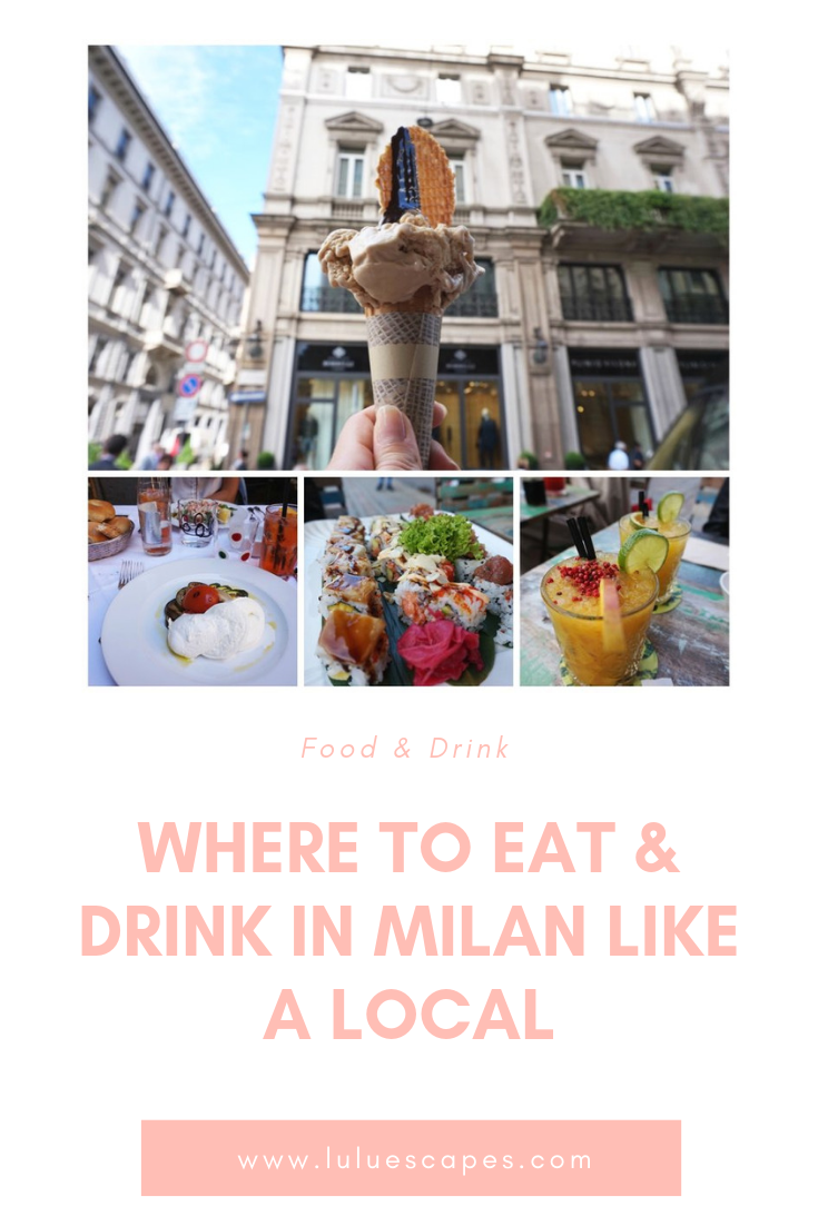 Milan Bars & restaurants