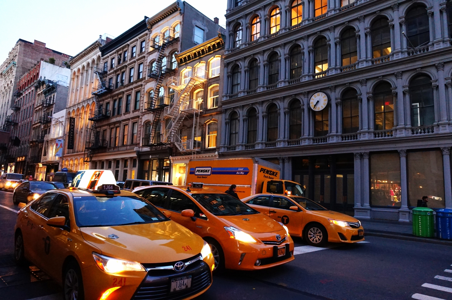 See how to visit NYC in 5 days -