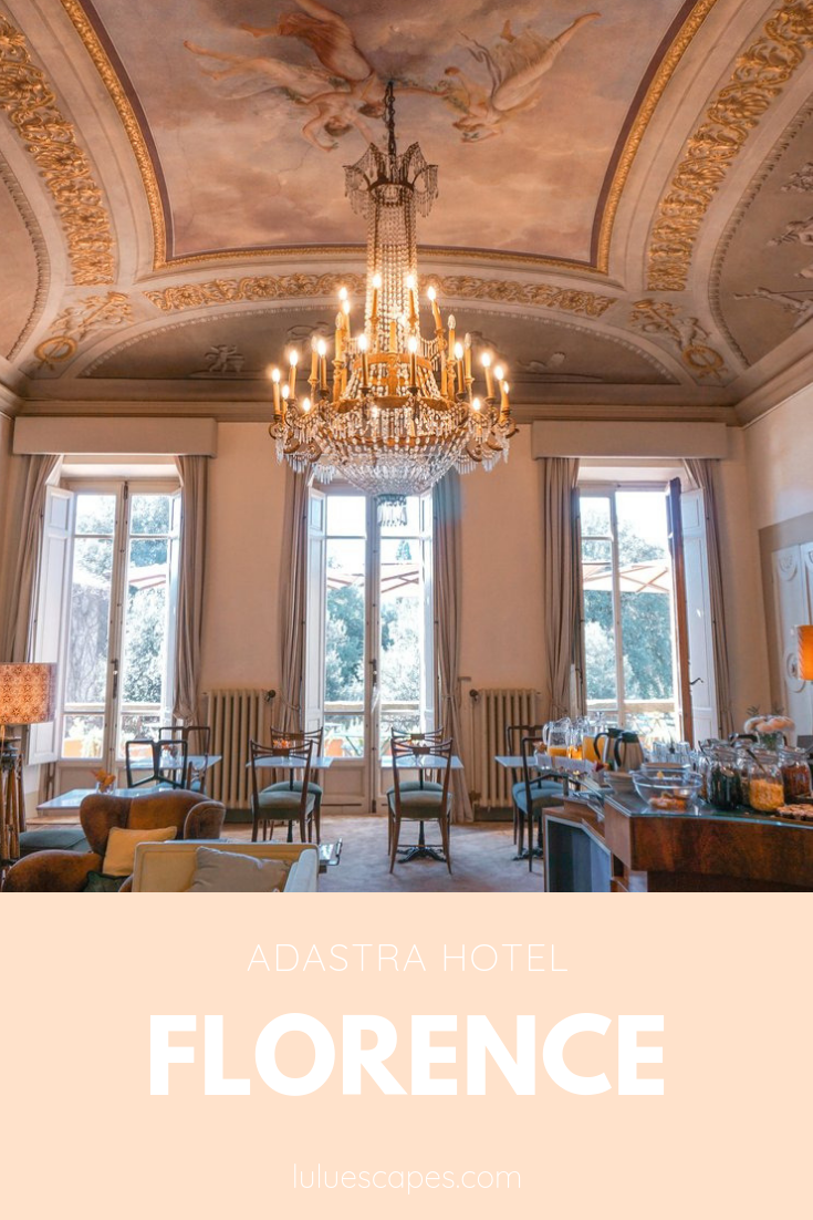 Adastra hotel Florence