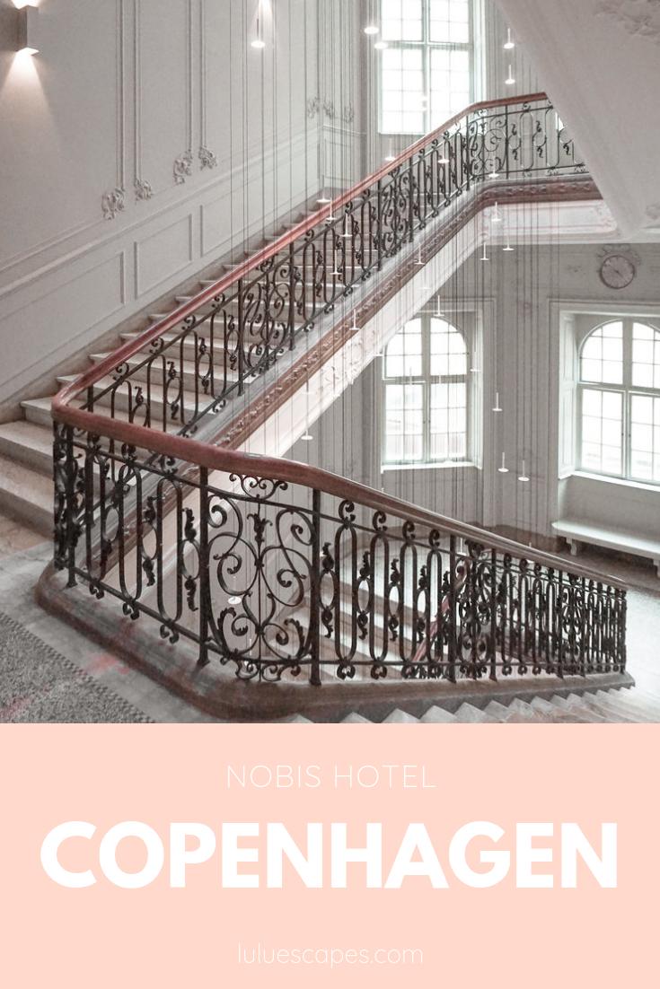 Nobis hotel Copenaghen