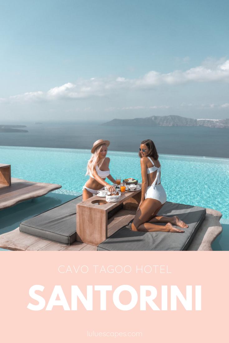 Cavo Tagoo Santorini hotel