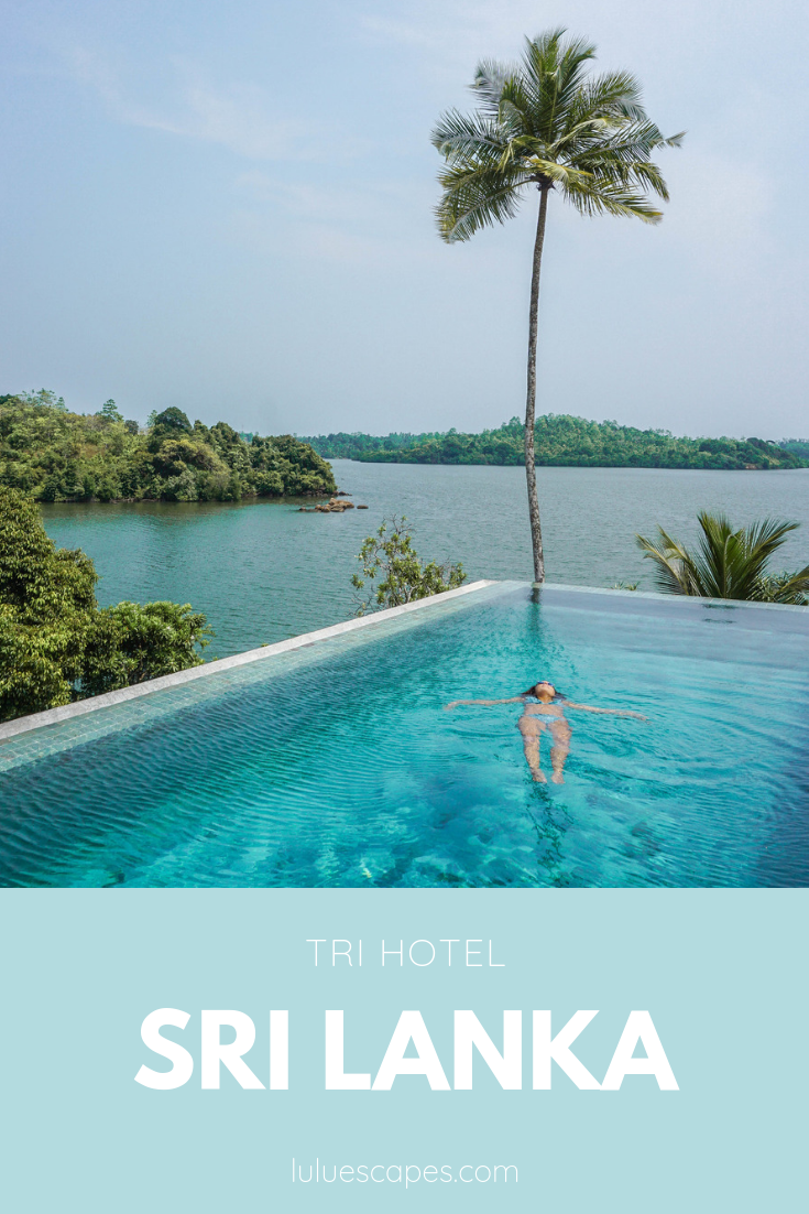 Tri hotel Sri Lanka