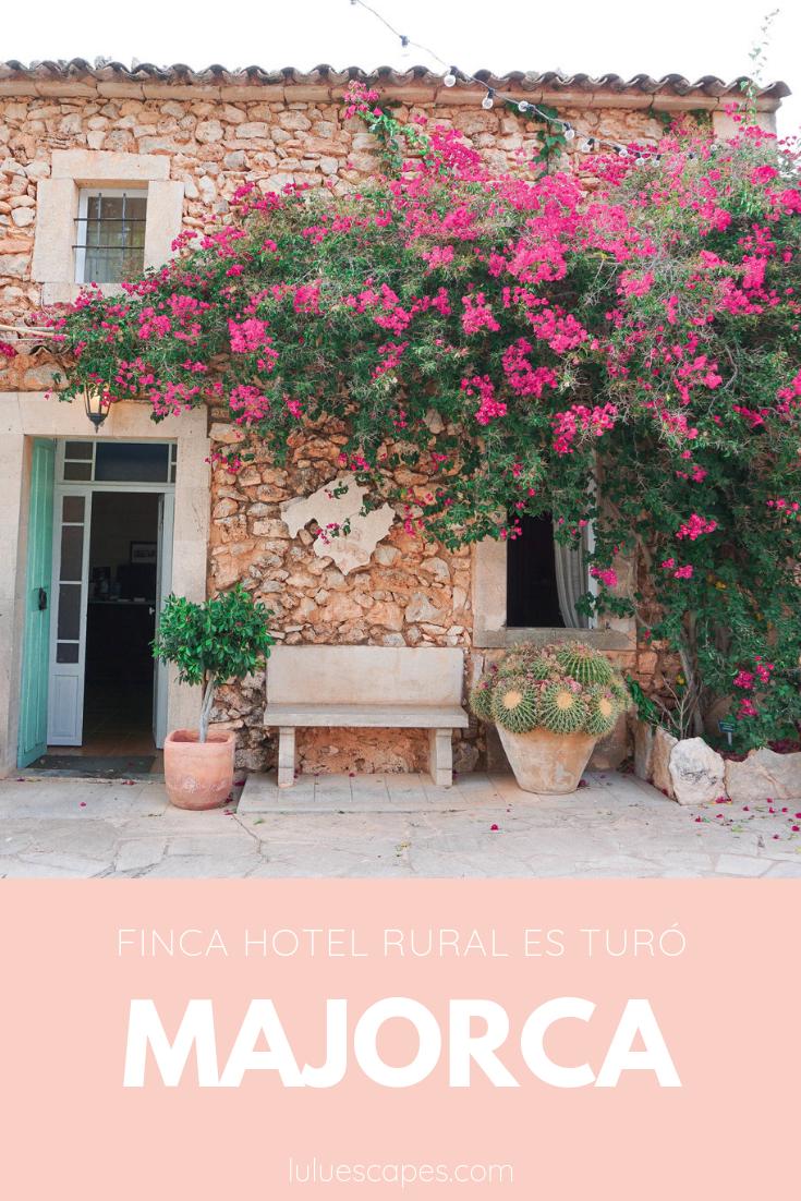 Finca rural es Turo Majorca