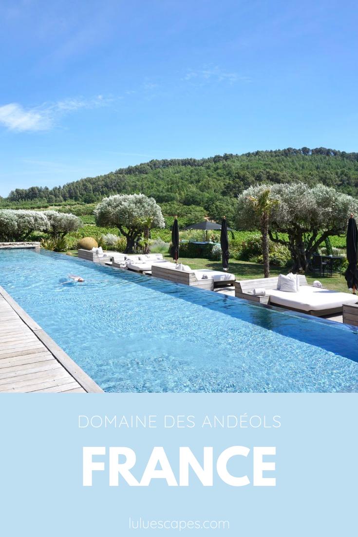 Domaine des Andeols Provence