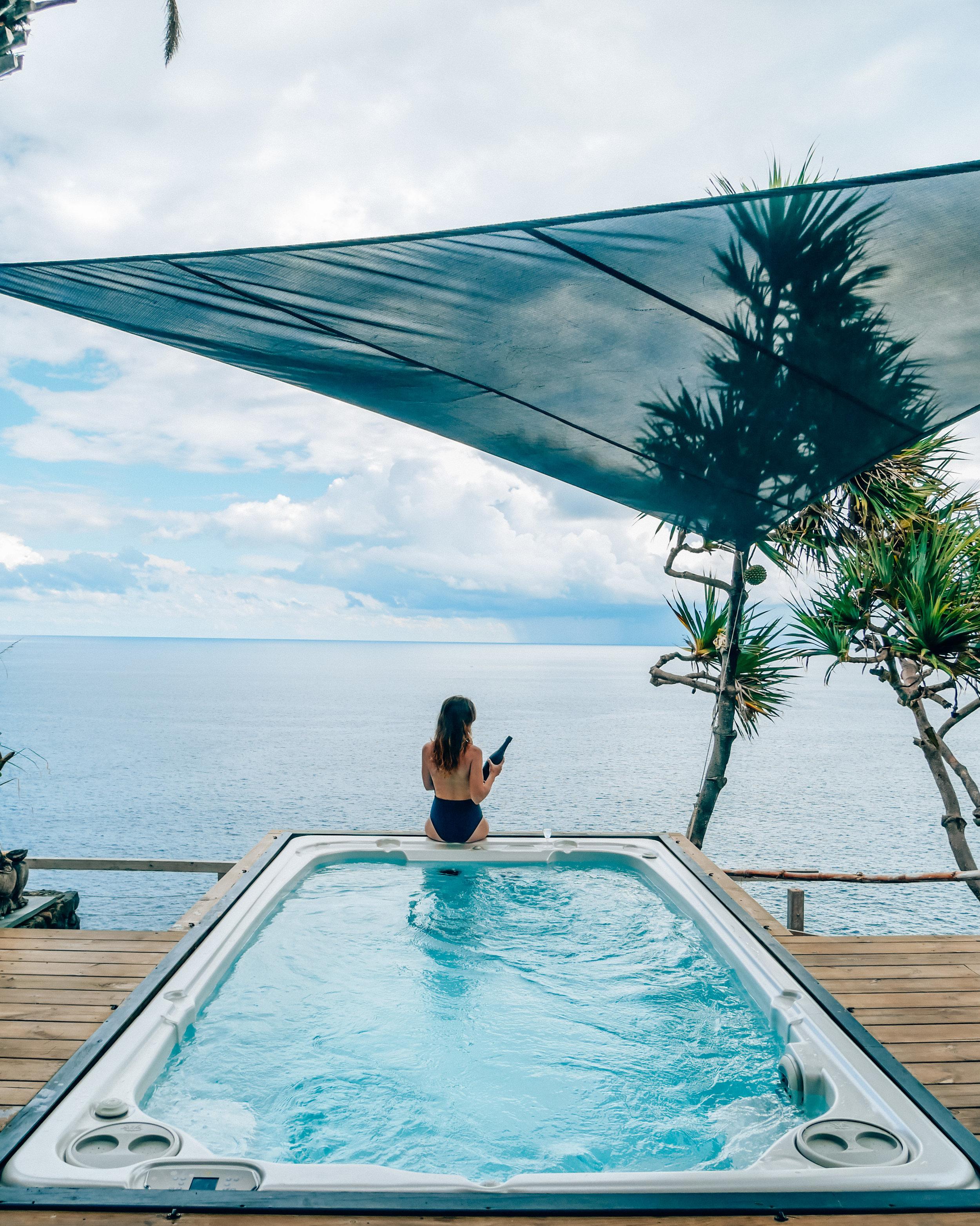 Travel Blogger Ophélie Moris - La Bengale - Seychelles