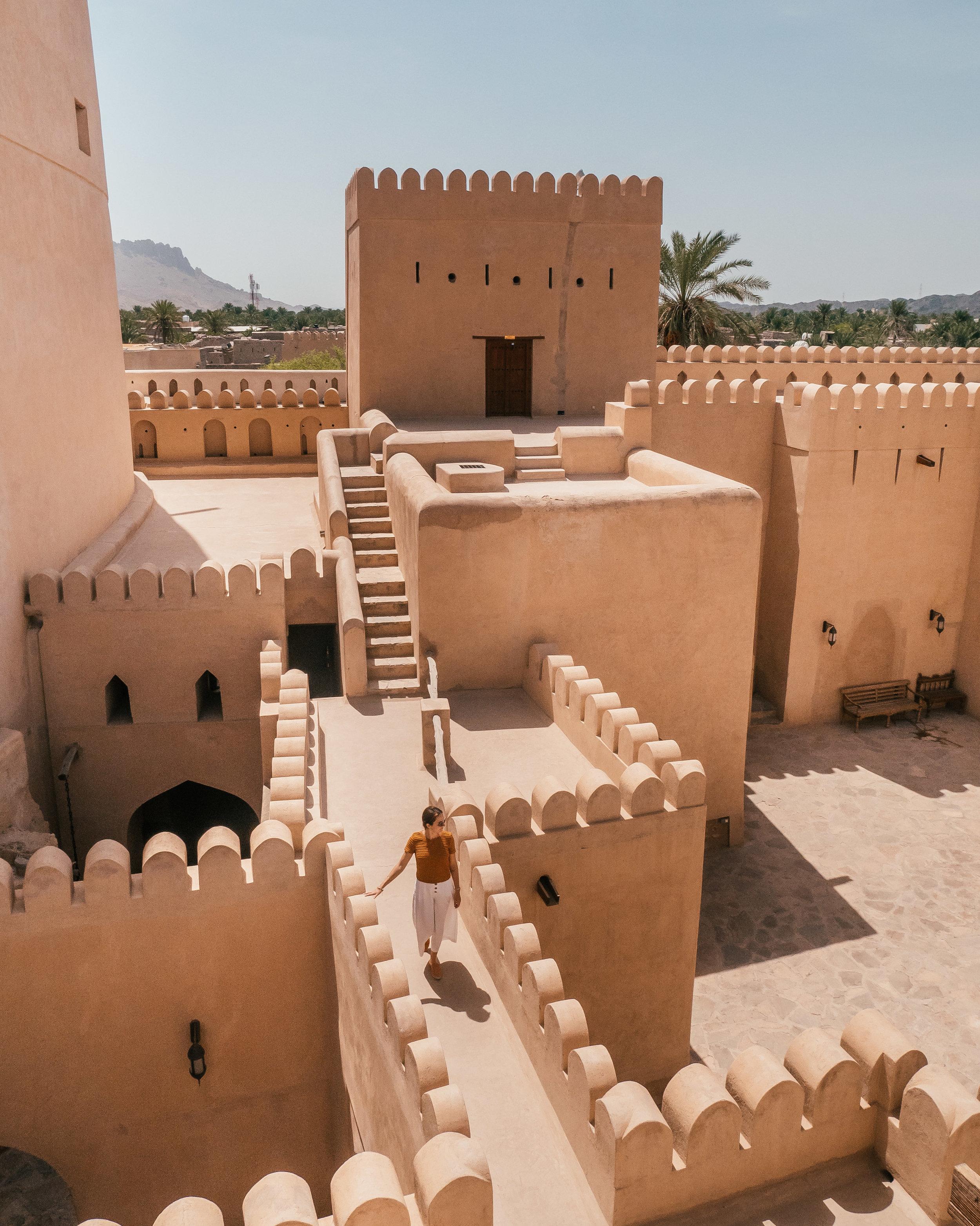 Travel Blogger Ophélie Moris - La Bengale- Oman