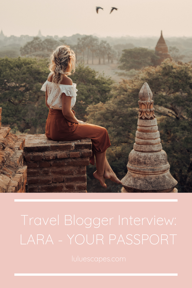 Your Passport - Travel Blog