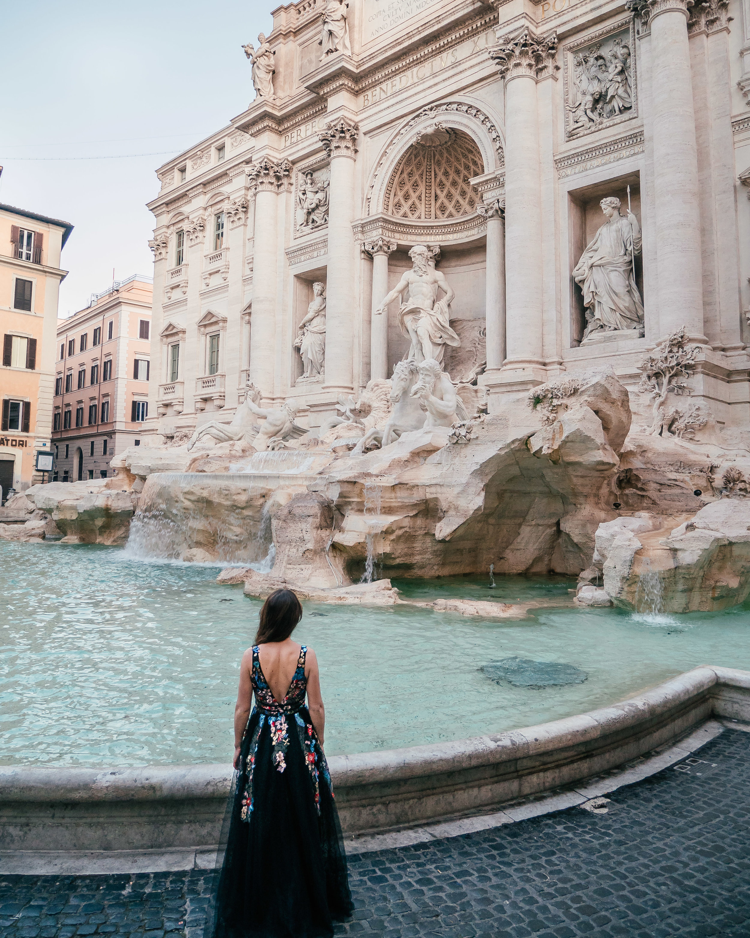 Travel Blogger Ophélie Moris - La Bengale-Rome