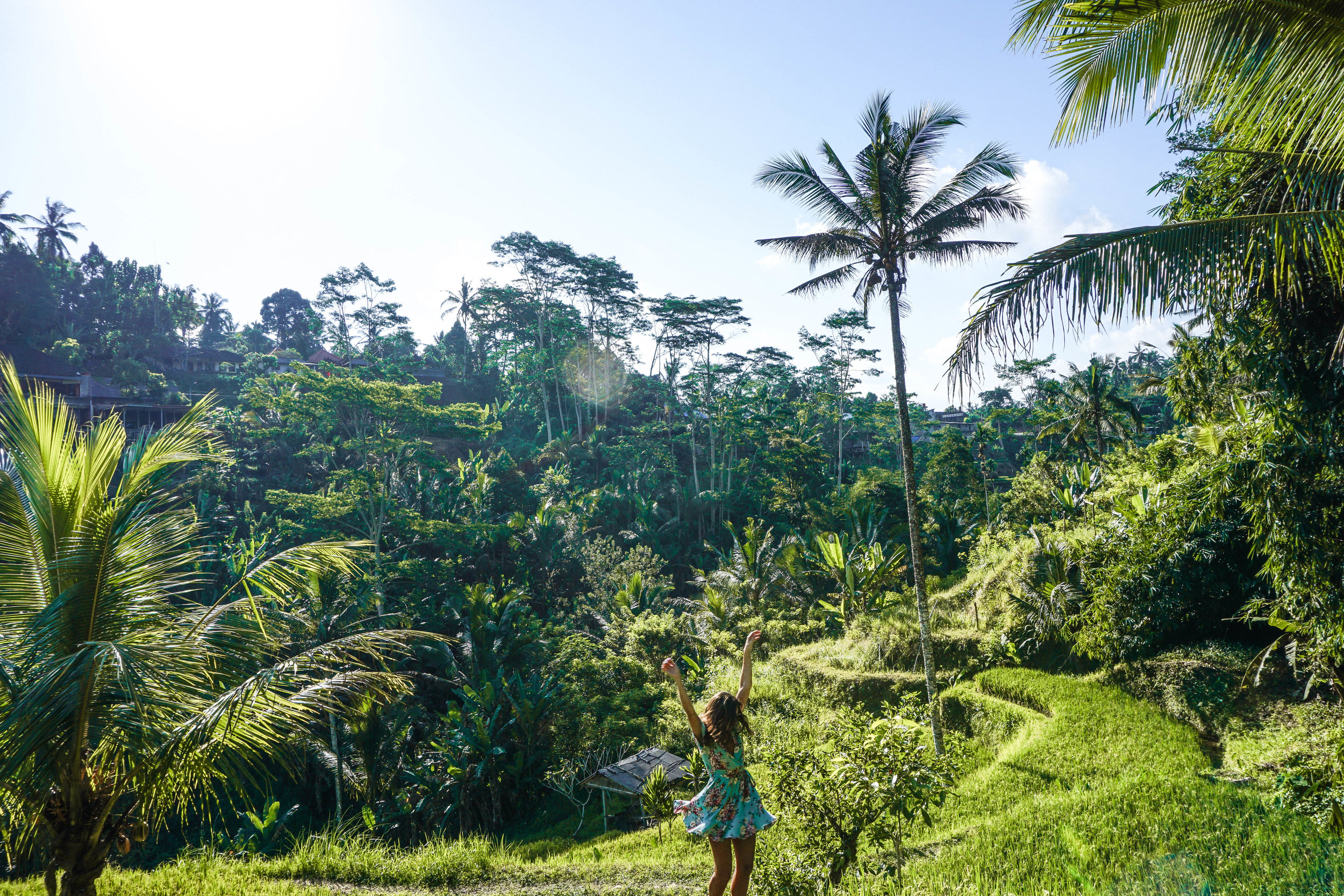See the top things to do in Bali -