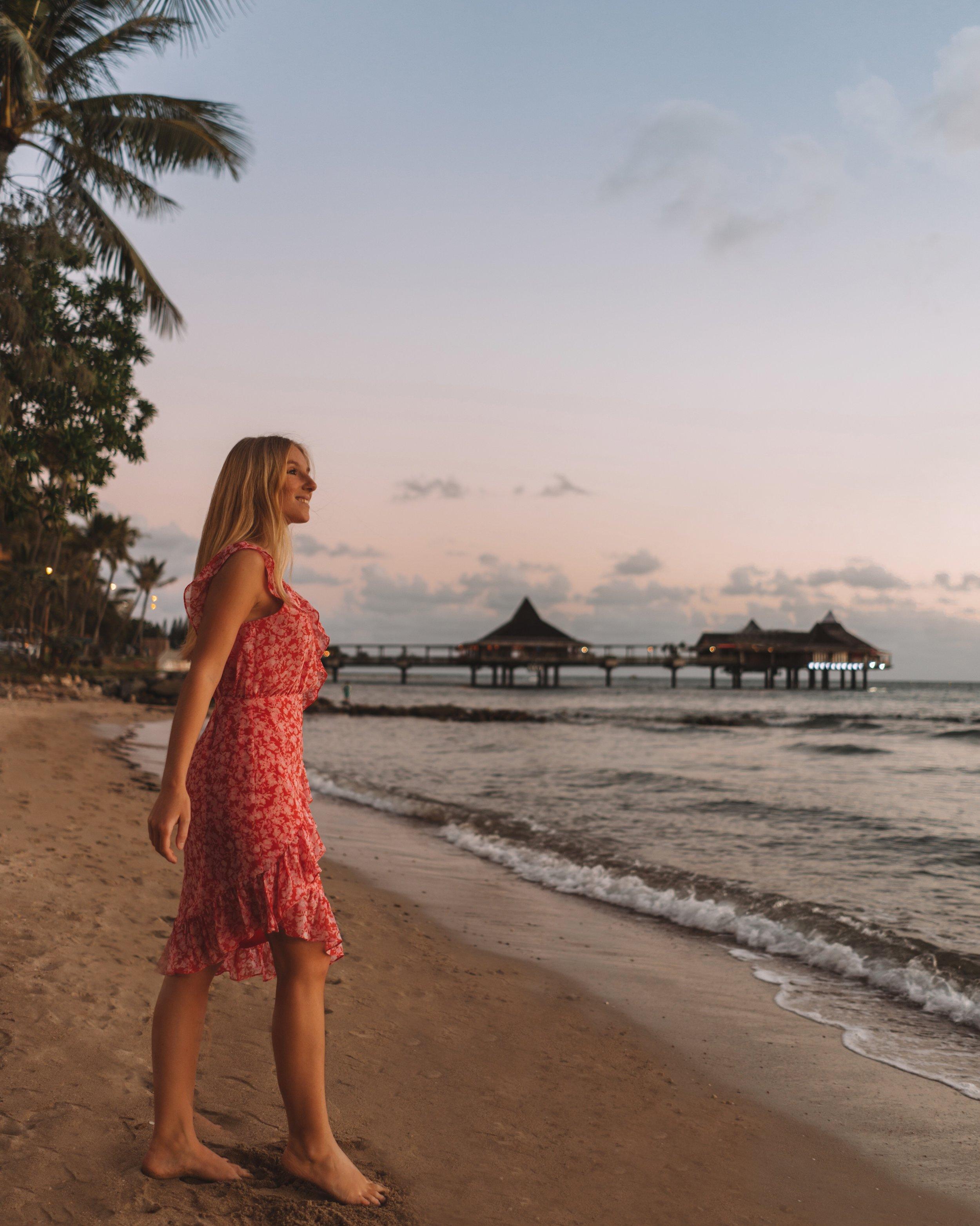 Chiara Barrasso - Travel Blogger in  New Caledonia