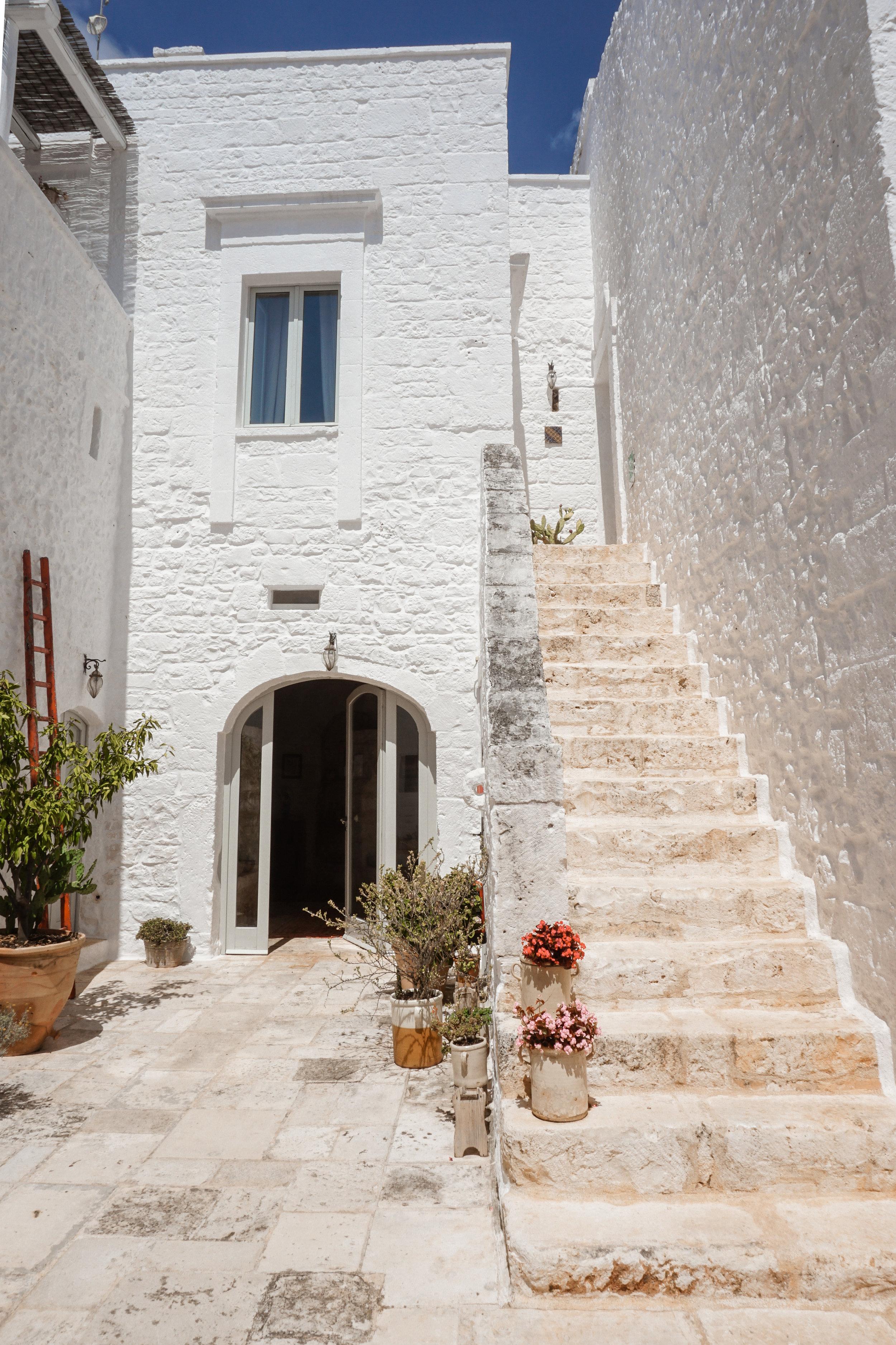 Masseria Cervarolo - Ostuni, Puglia