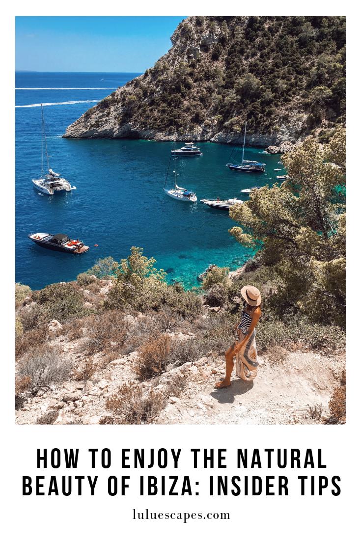 Ibiza secret beach - Spain