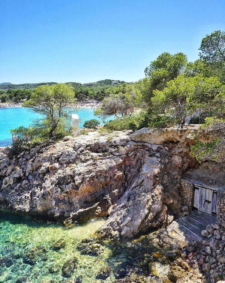 Ibiza, Spain - Cala Bassa