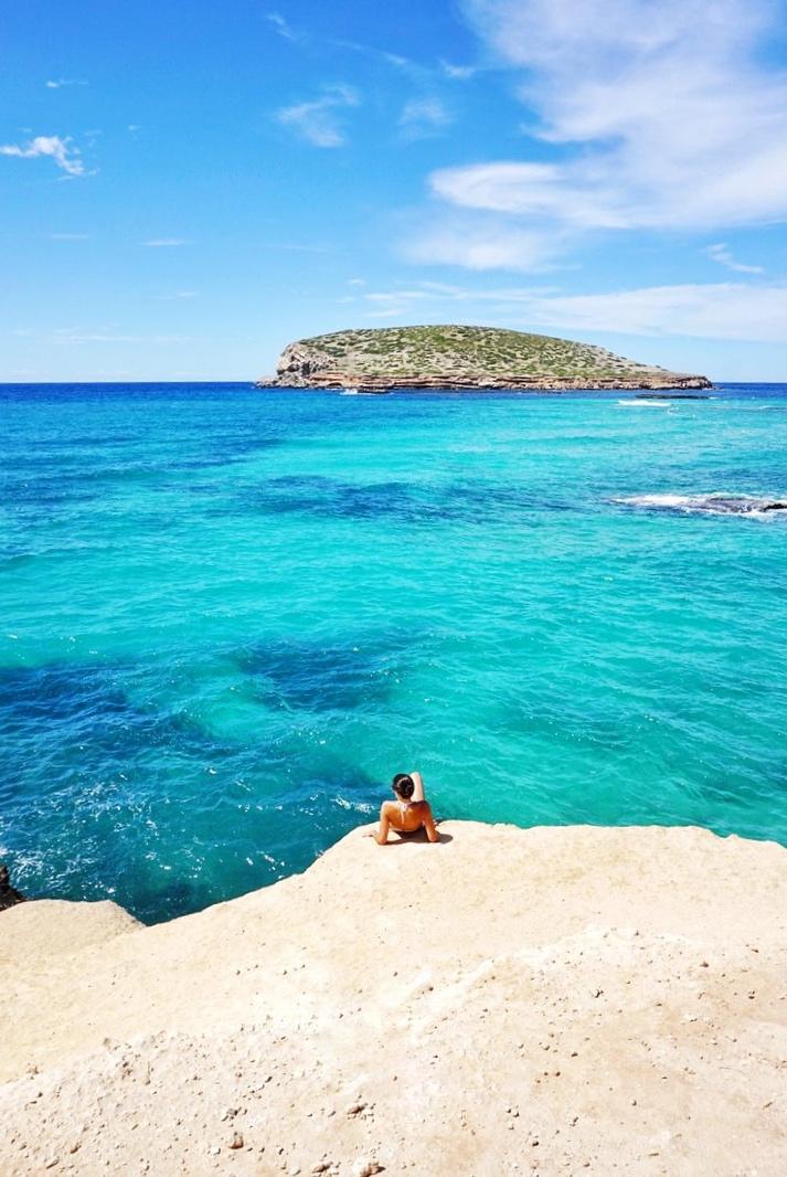 Ibiza, Spain - Cala Conte