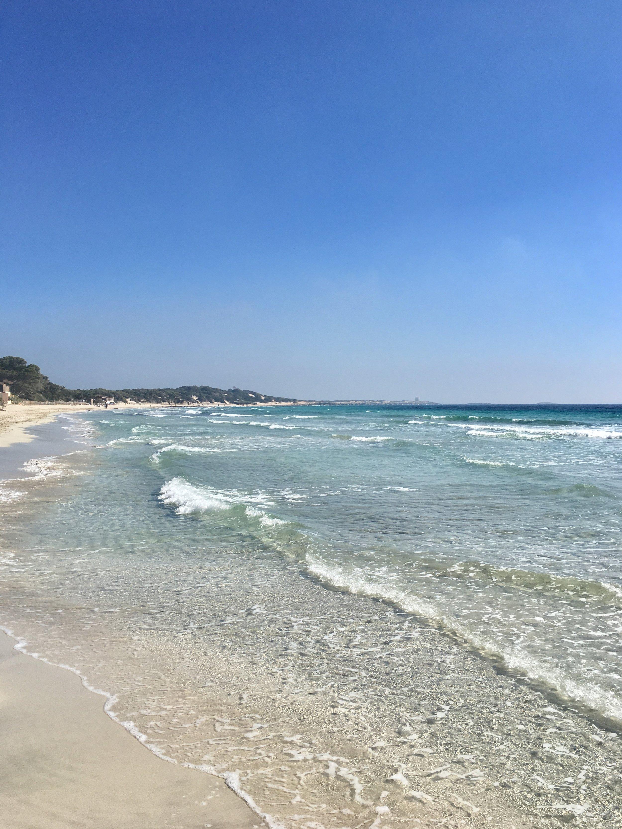 Ibiza, Spain - Las Salinas