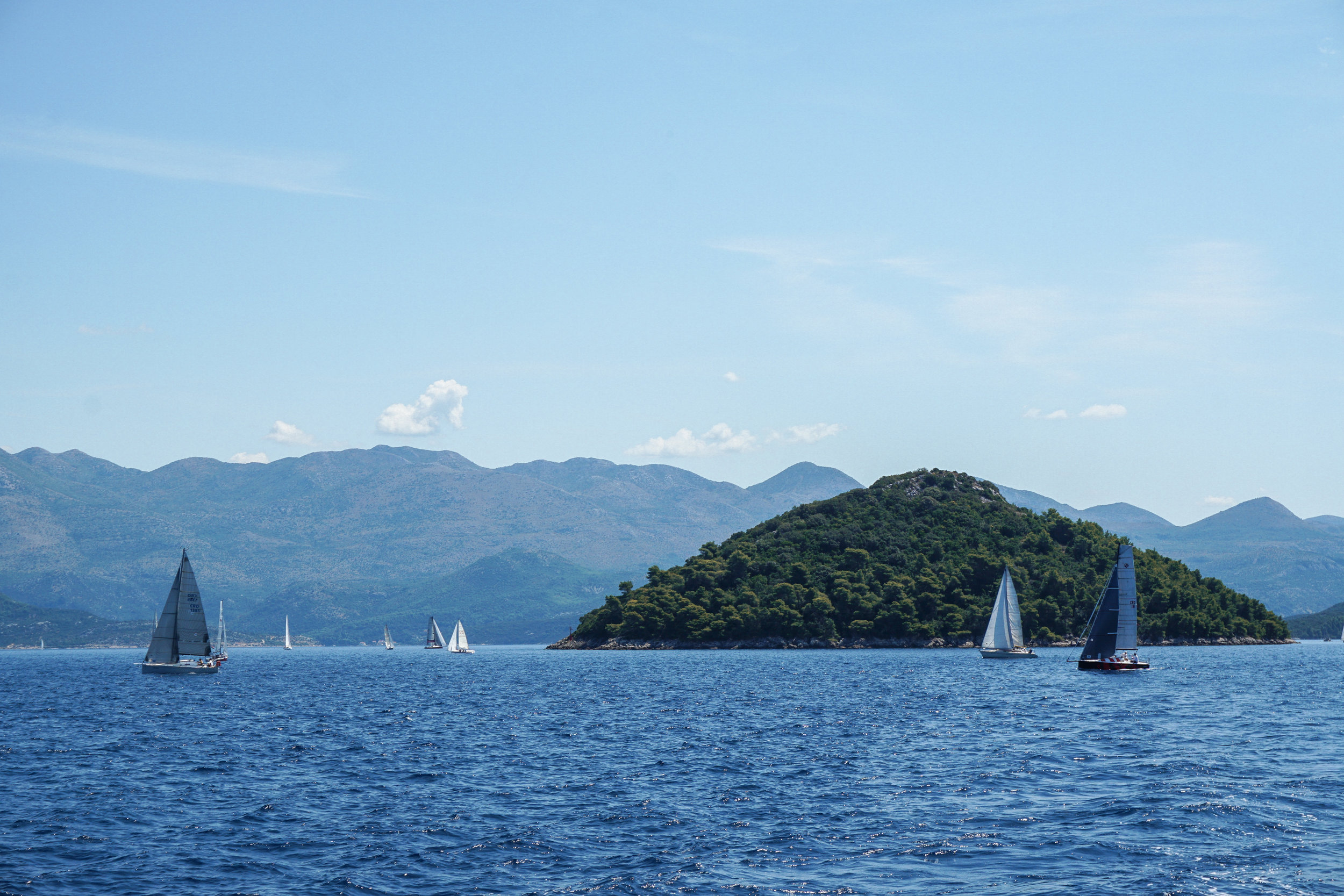 Sailweek Croatia - Sailing