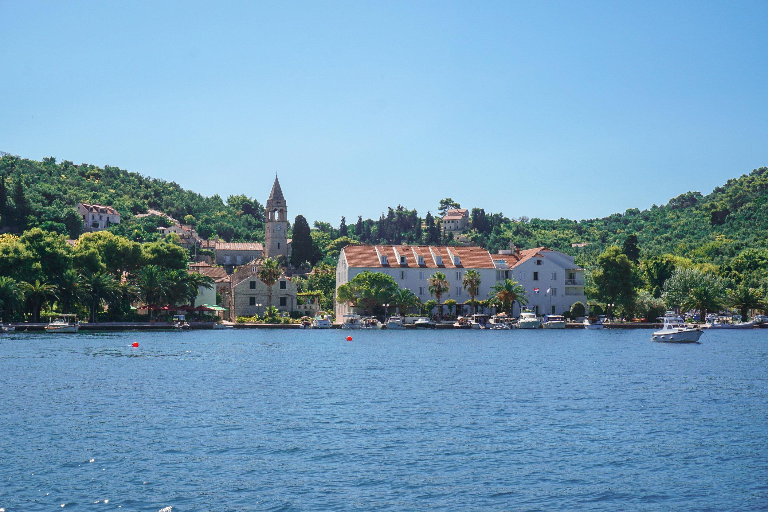 Sailweek Croatia - Sipan Island