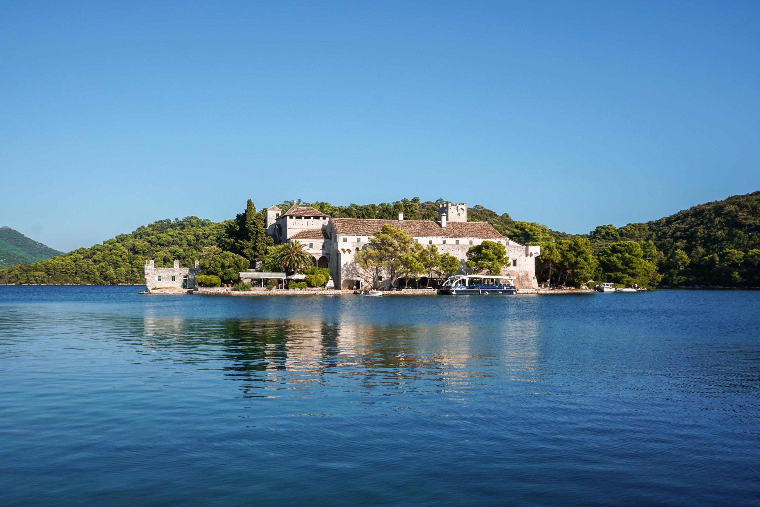 Sailweek Croatia - Mljet Island