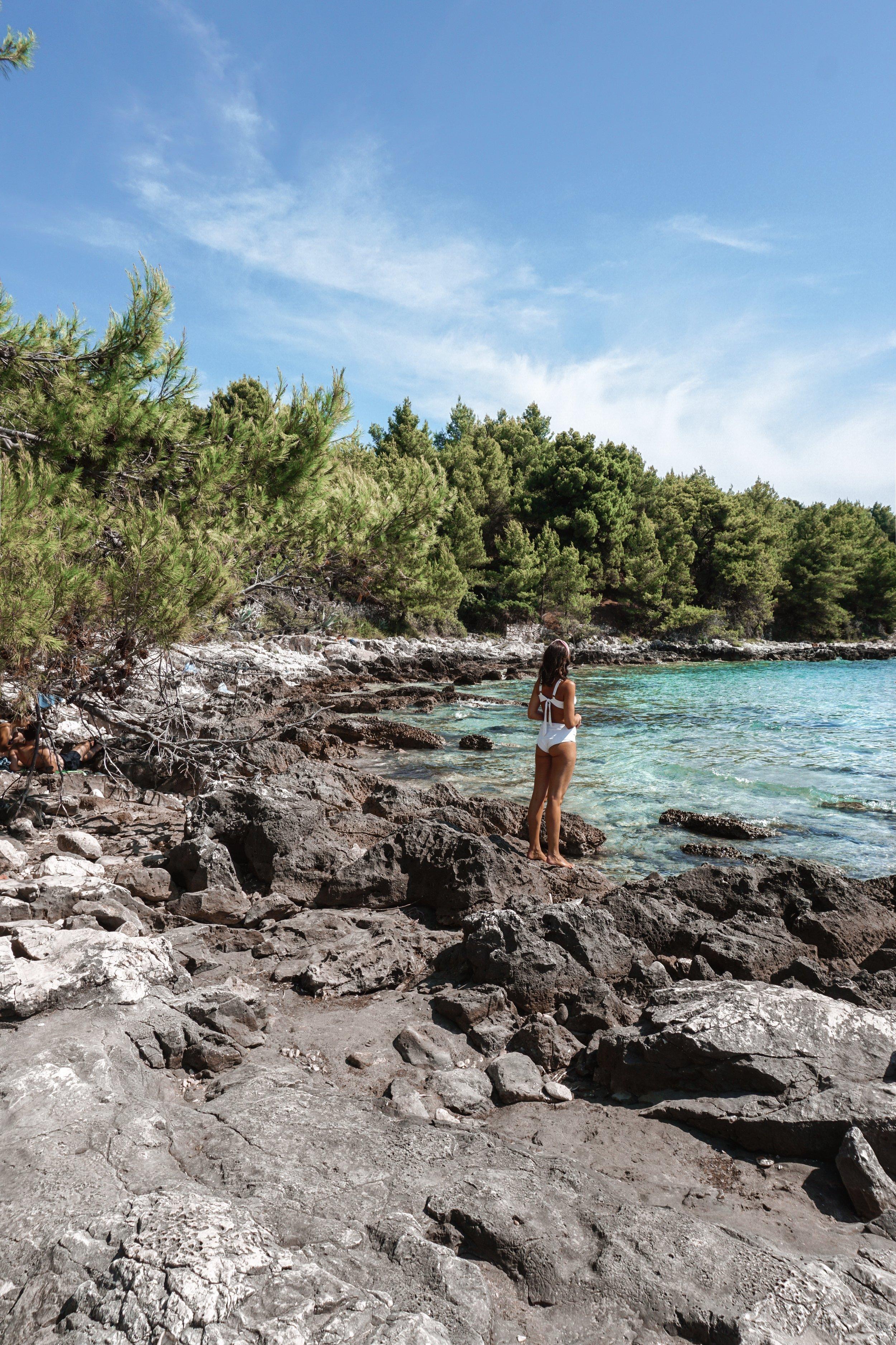 Sailweek Croatia - Lumbarda Beach