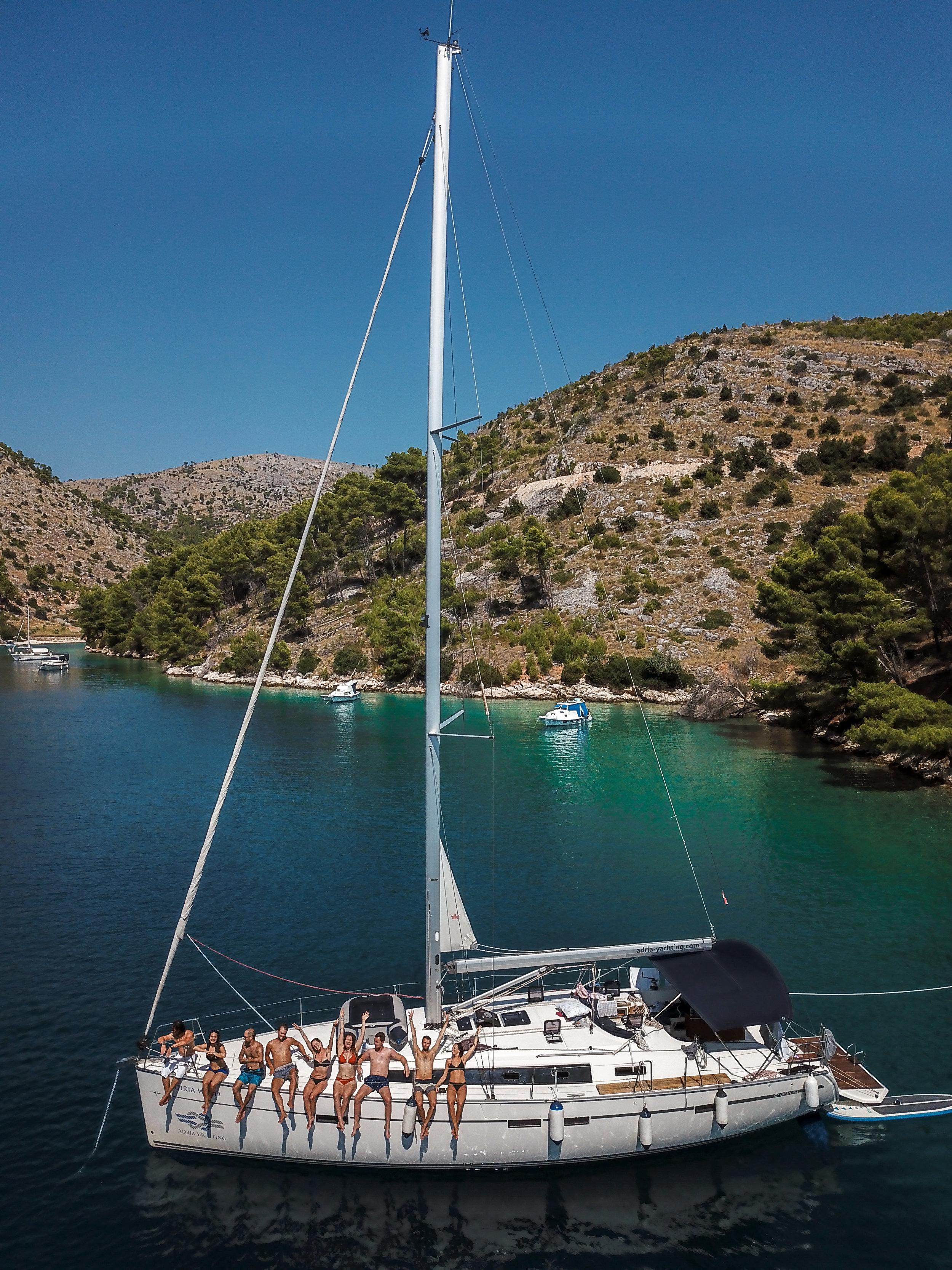 Sailweek Croatia - Uvala Smrka - Brac Island