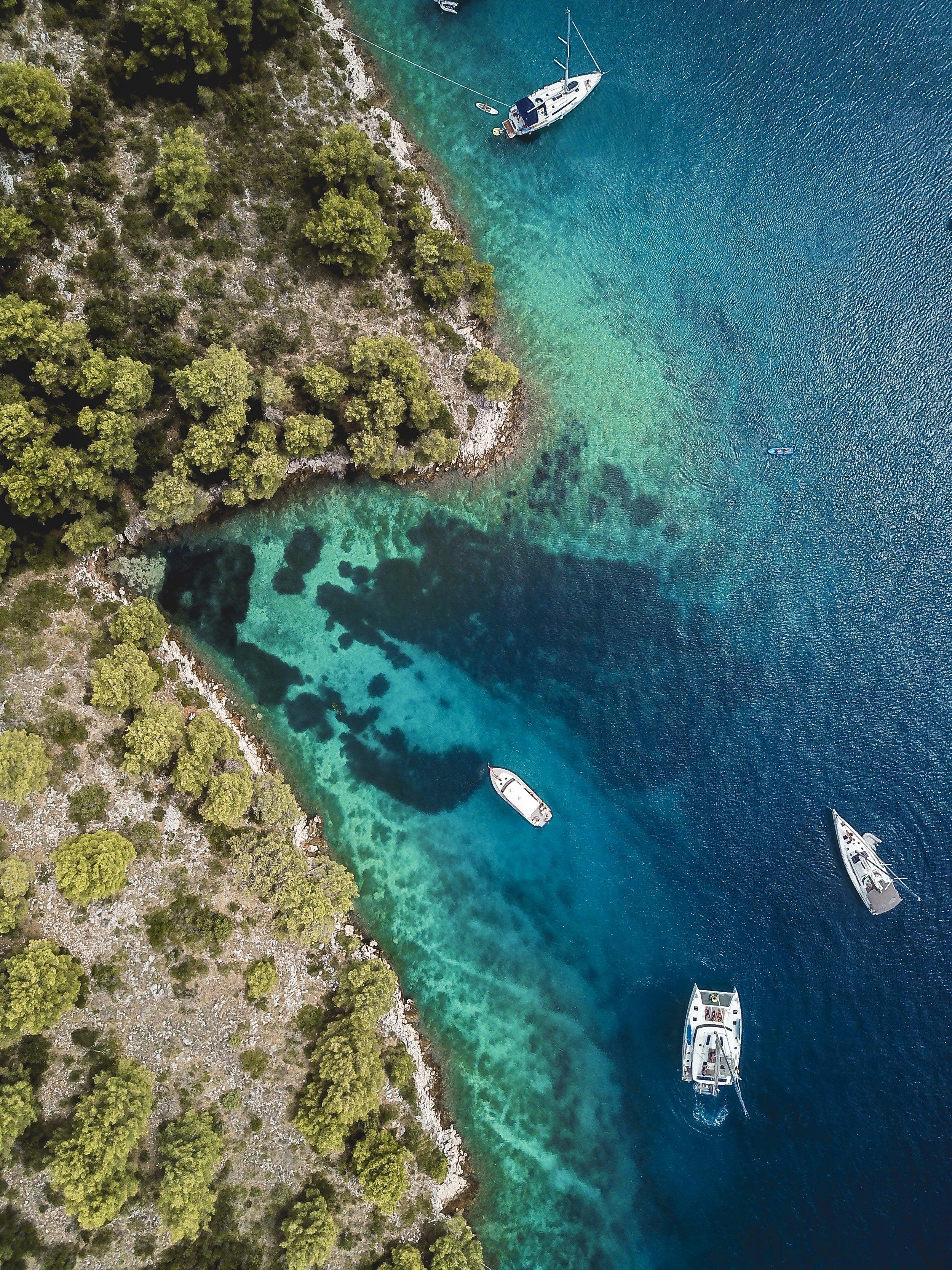 Sailweek Croatia - Tiha Bay - Stari Grad