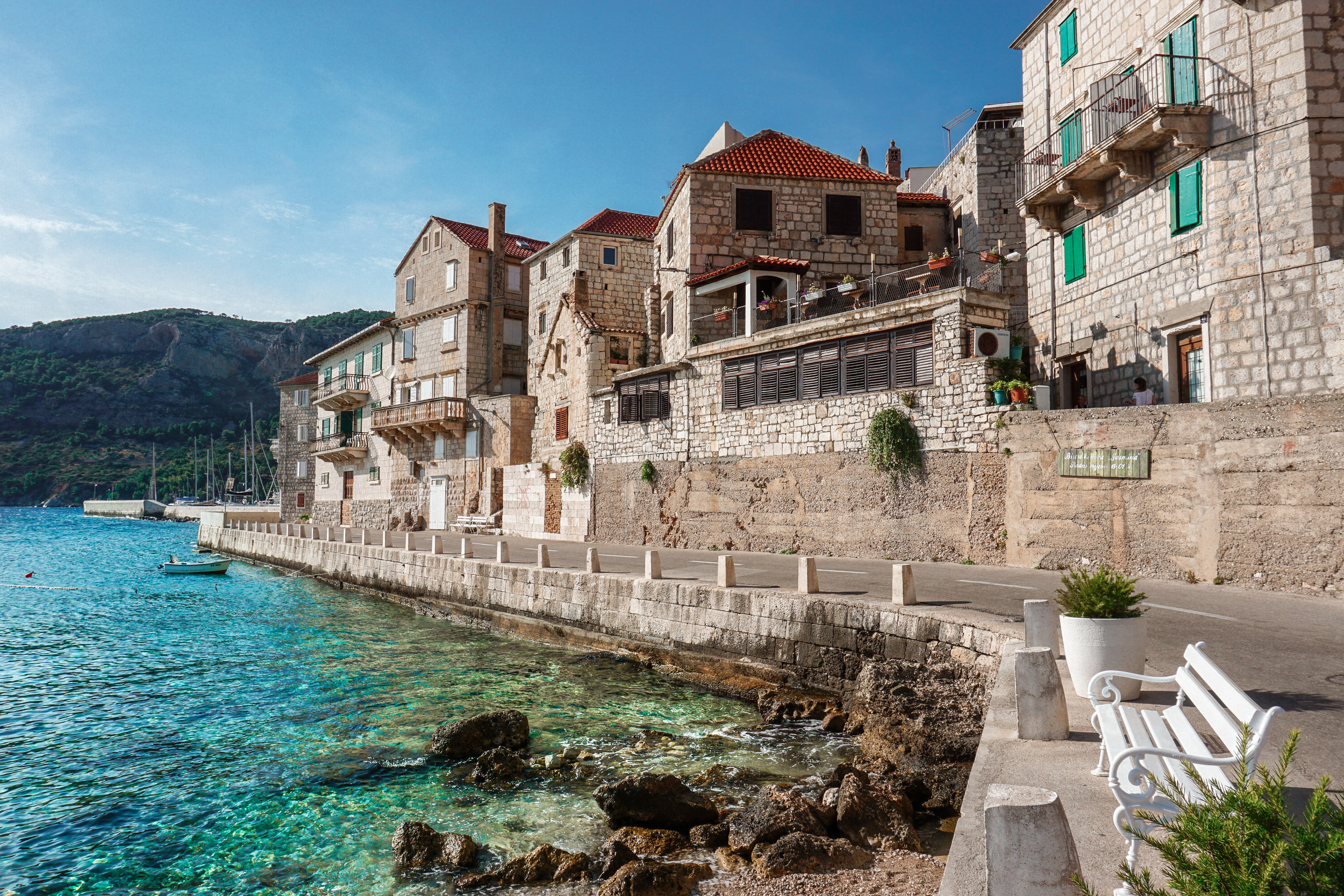 Sailweek Croatia - Vis Island - Komiza
