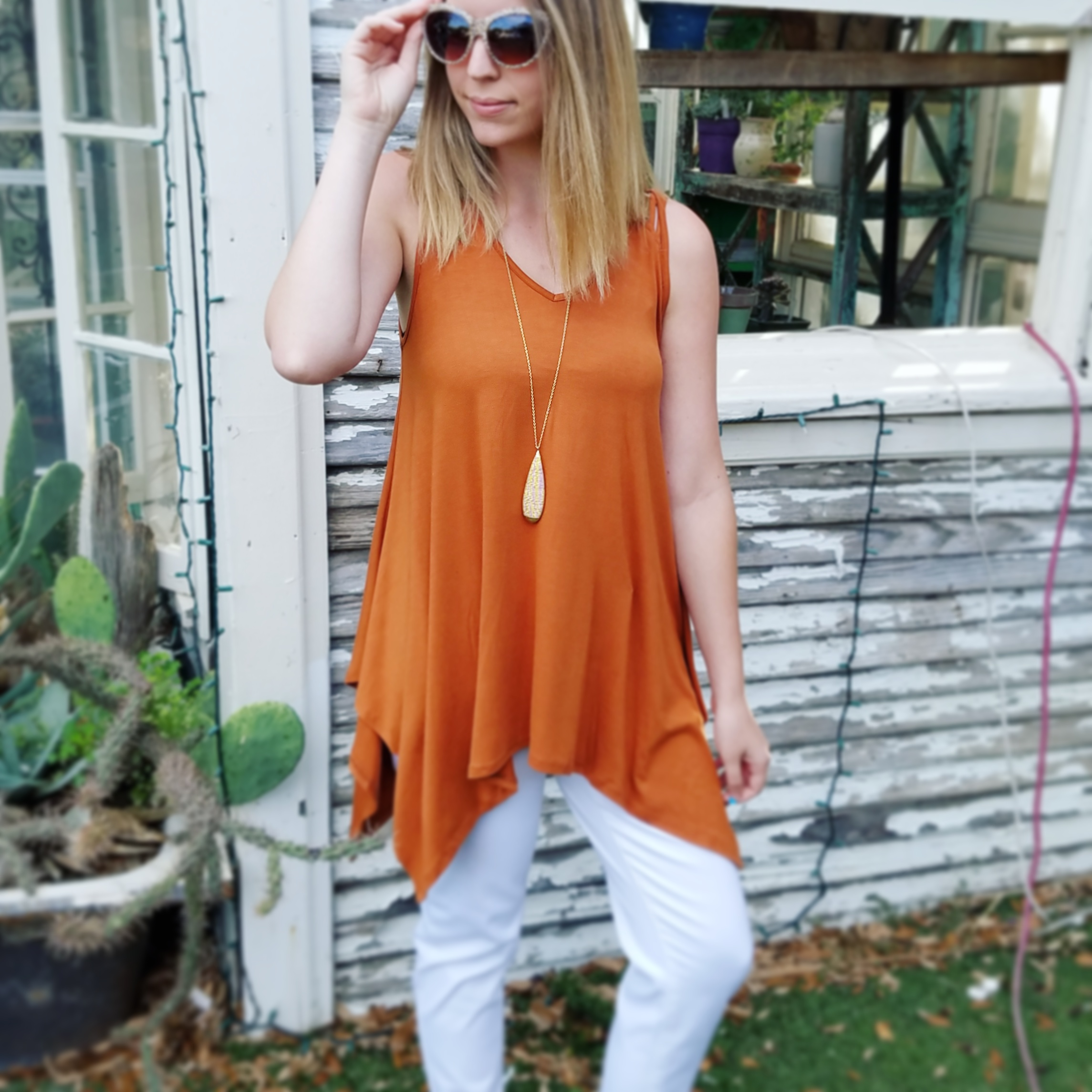 texas longhorn gameday outfit