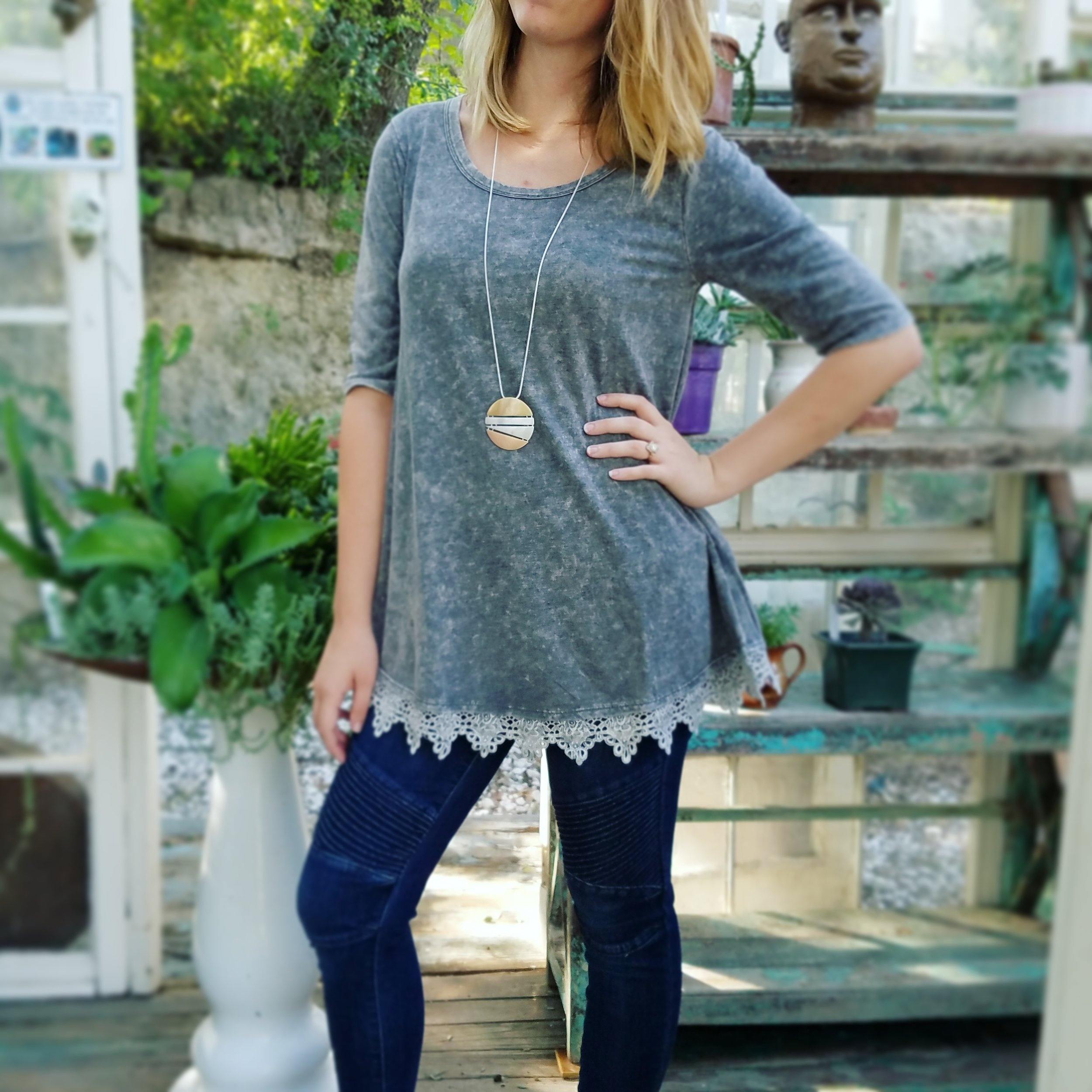 casual outfit austin boutique