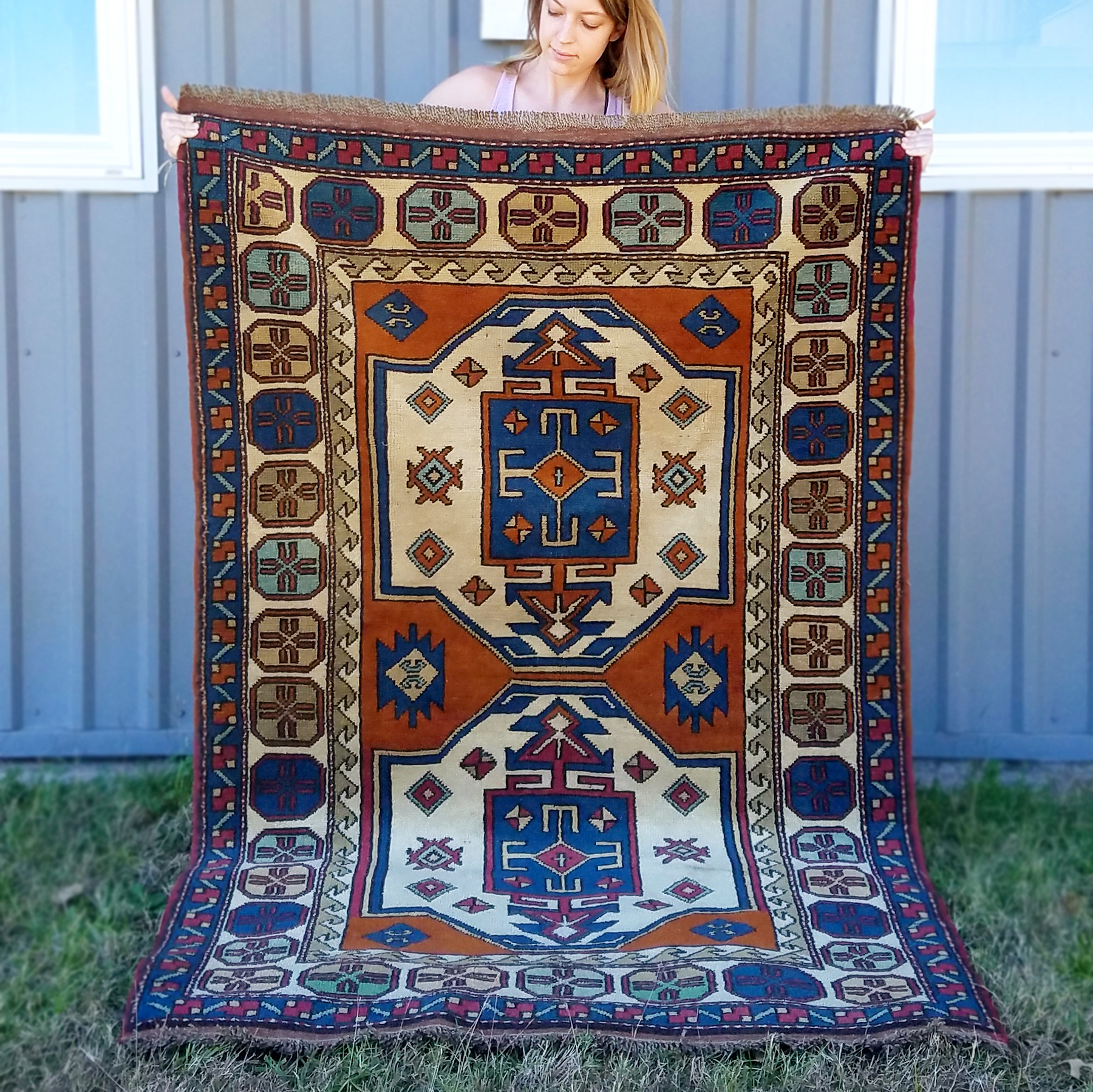 New + Antique Rugs