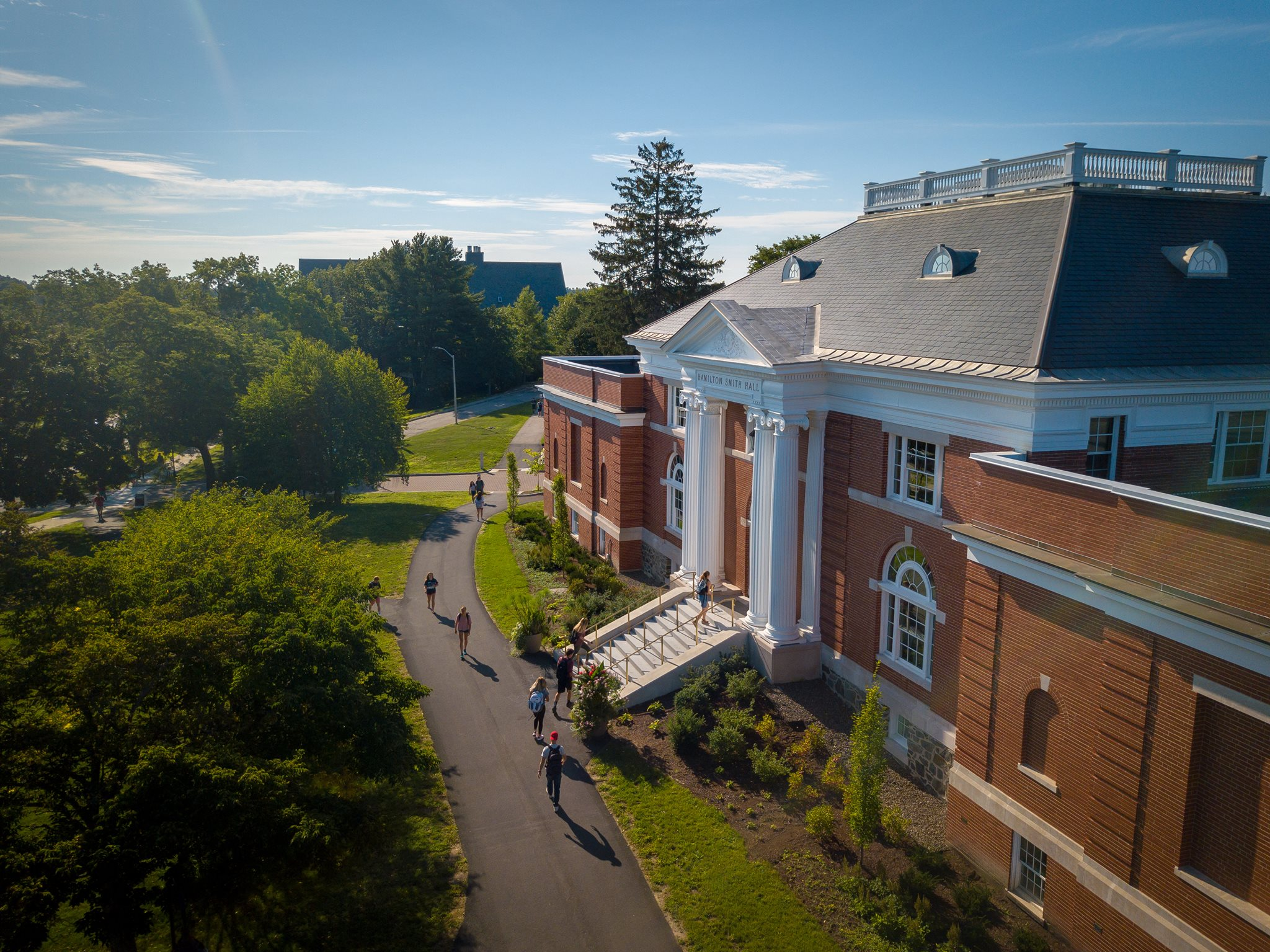 University of New Hampshire -