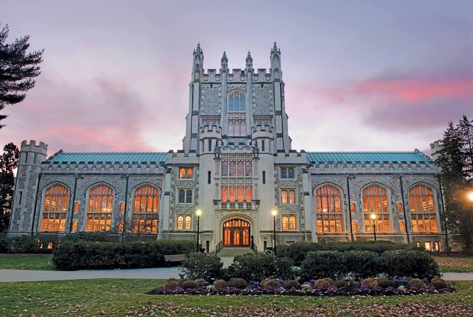 Dating op Vassar College