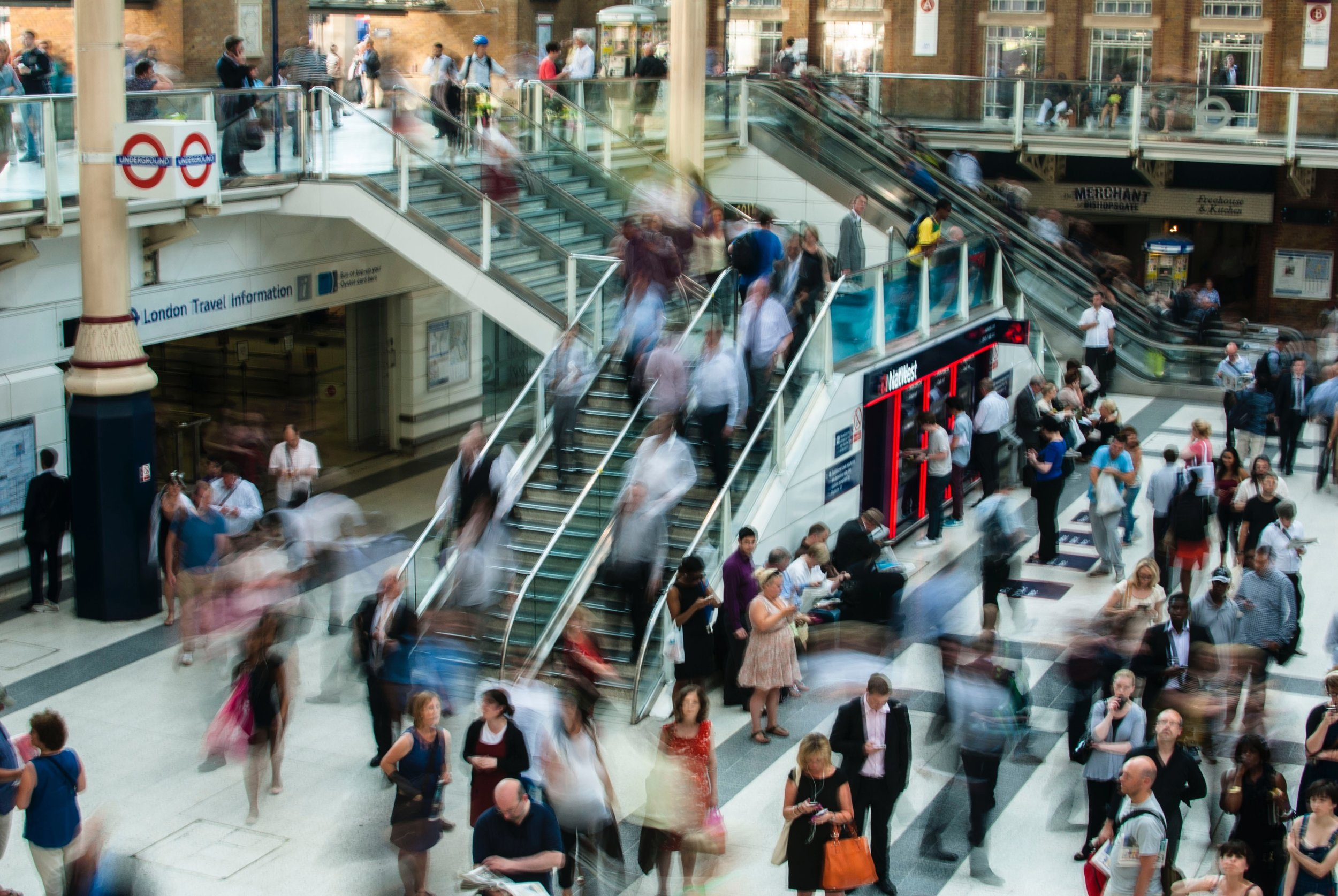 Understand your Traffic to Optimize your Retail -