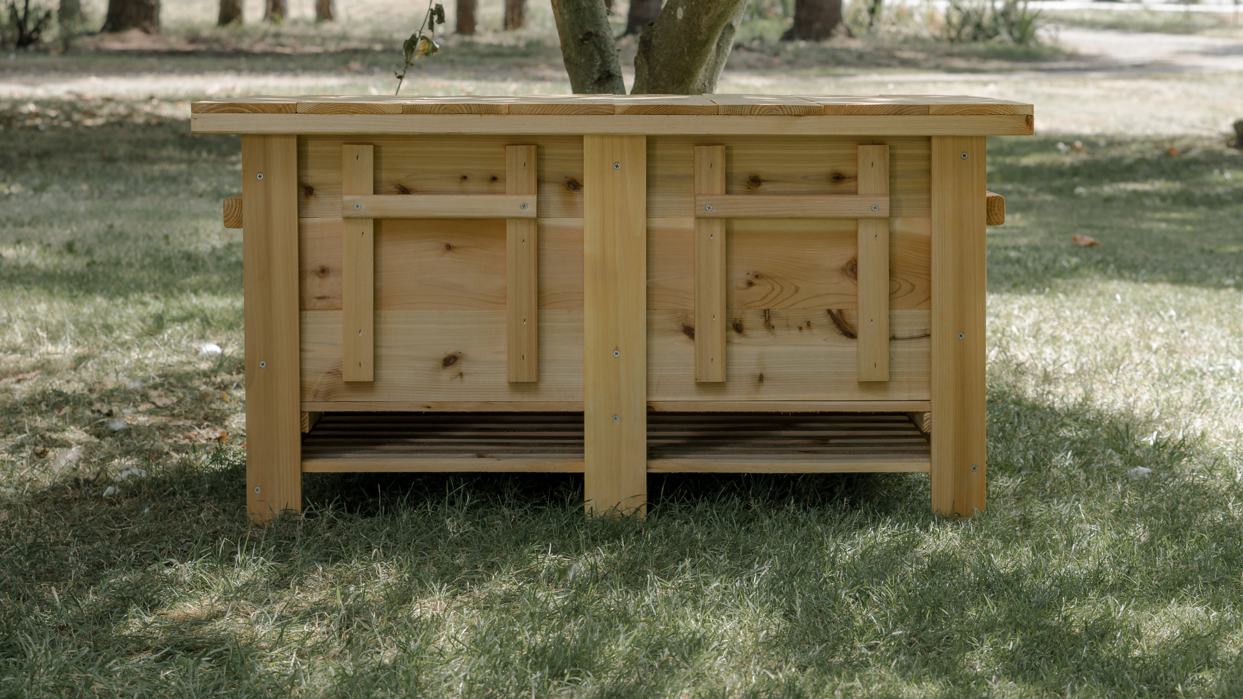Handmade Compost Bins - We have a variety of designs and sizes