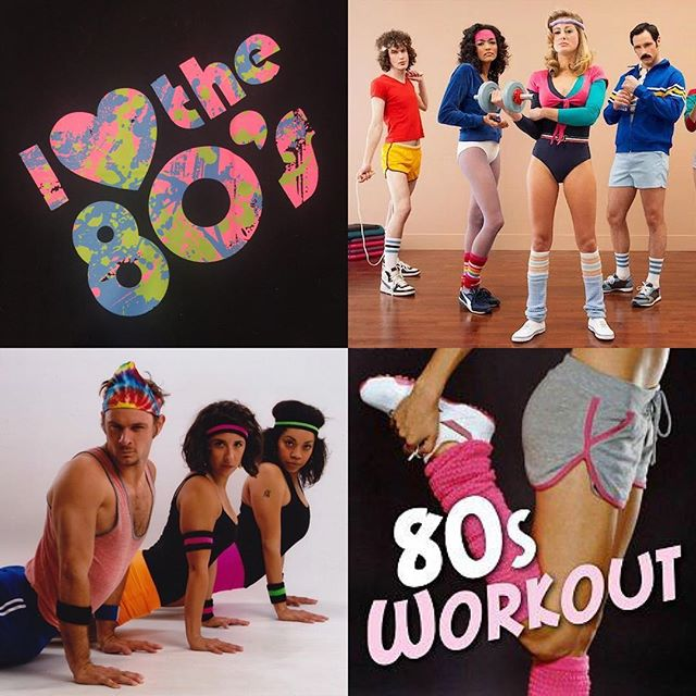 Momentum & TCY will have Monday themes till Halloween! Tomorrow's theme is the 80's - Come dress in your neon and leg warmers for a Totally Rad 8o's music blaring Tubular Workout‼️
