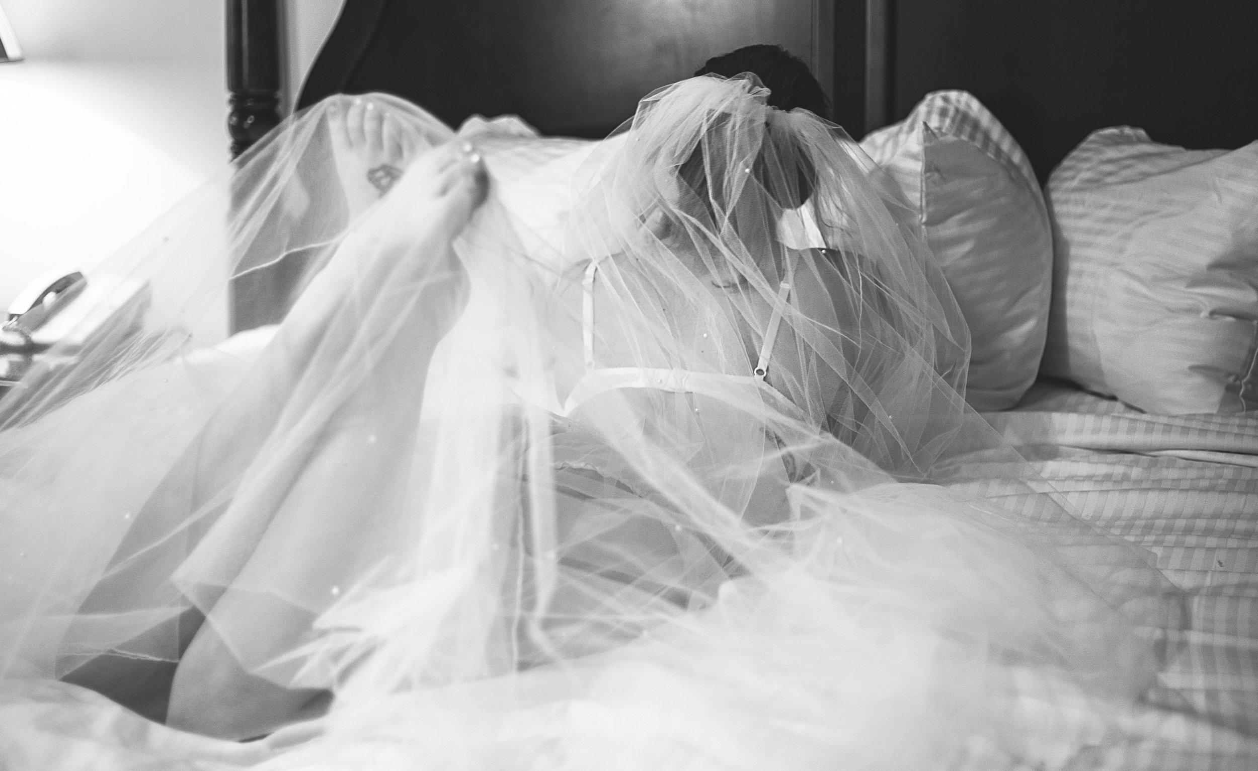 Bridal Boudoir San Diego