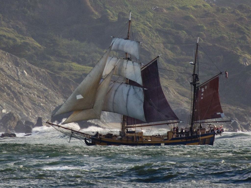 Hawaiian Chieftain  - Built by Drake Thomas