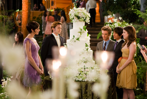 Breaking Dawn Part I Wedding Details Engaging Events