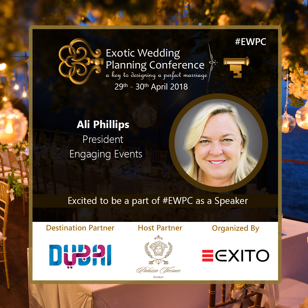 Exotic Wedding Planner Conference