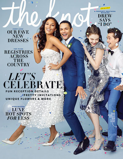 The Knot National Magazine Fall 2018