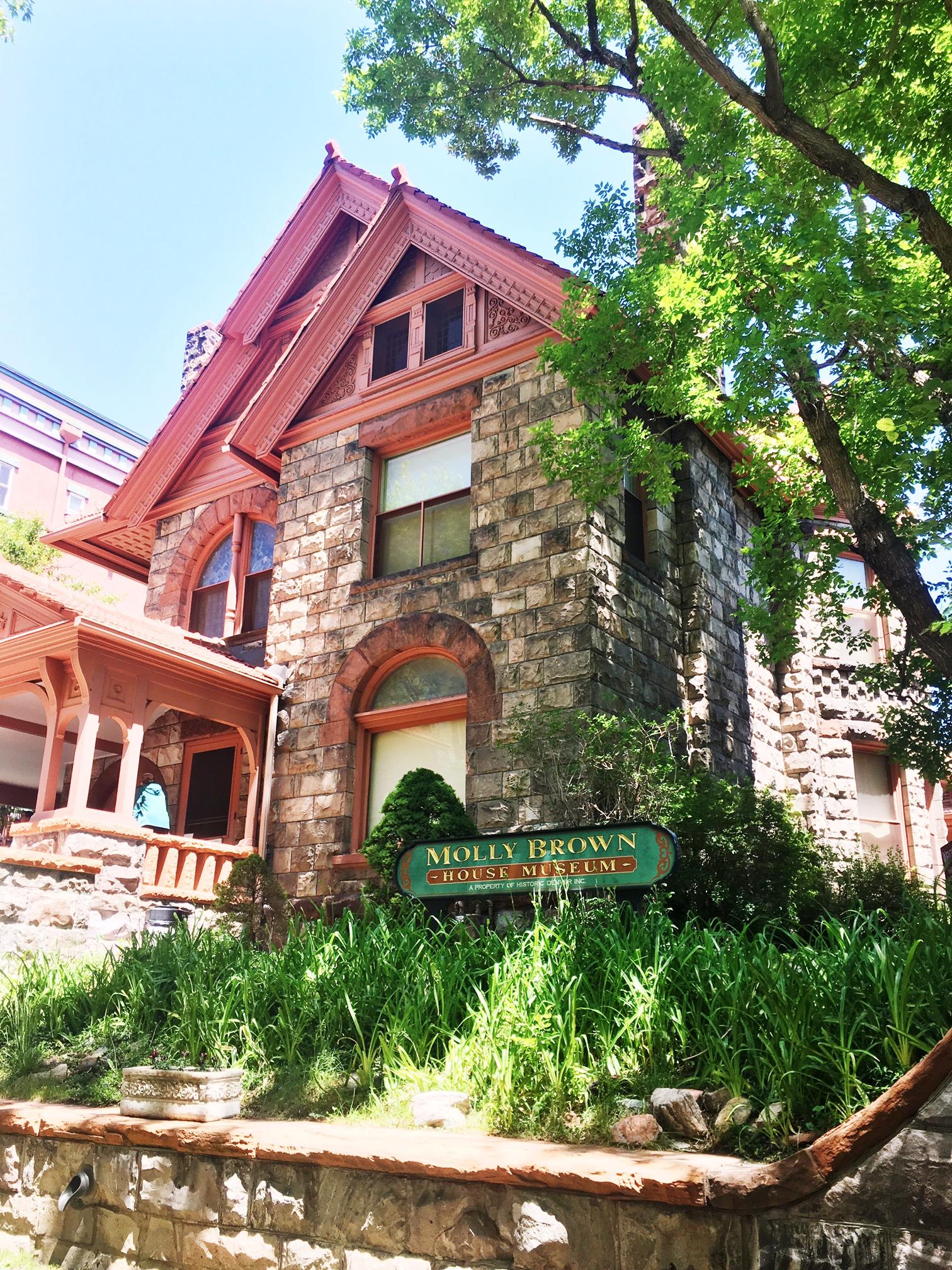 Molly Brown Museum in Denver 3.JPG