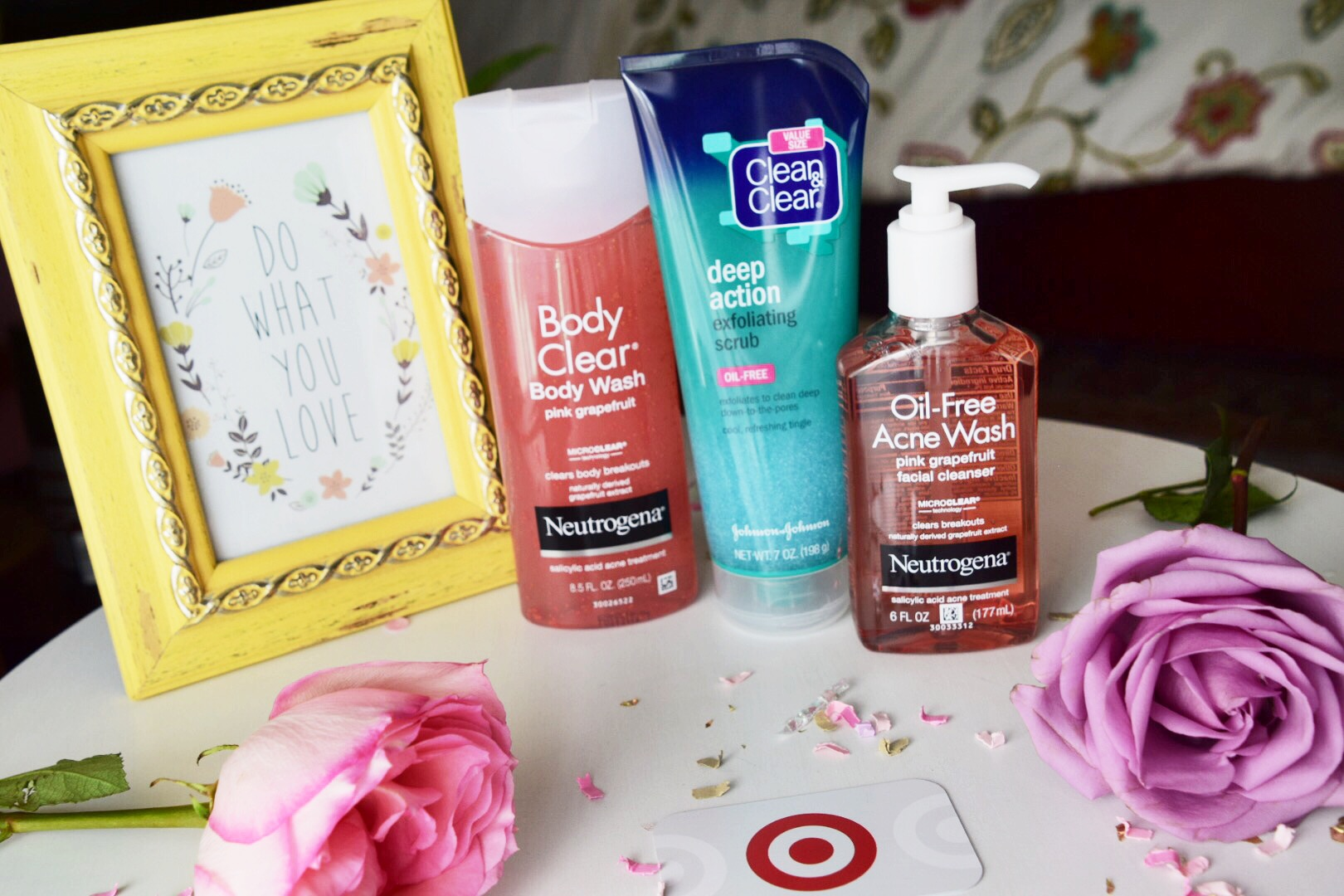 Back-to-College Looking &  Feeling Fabulous with Neutrogena and Clean & Clear at Target! (6).JPG