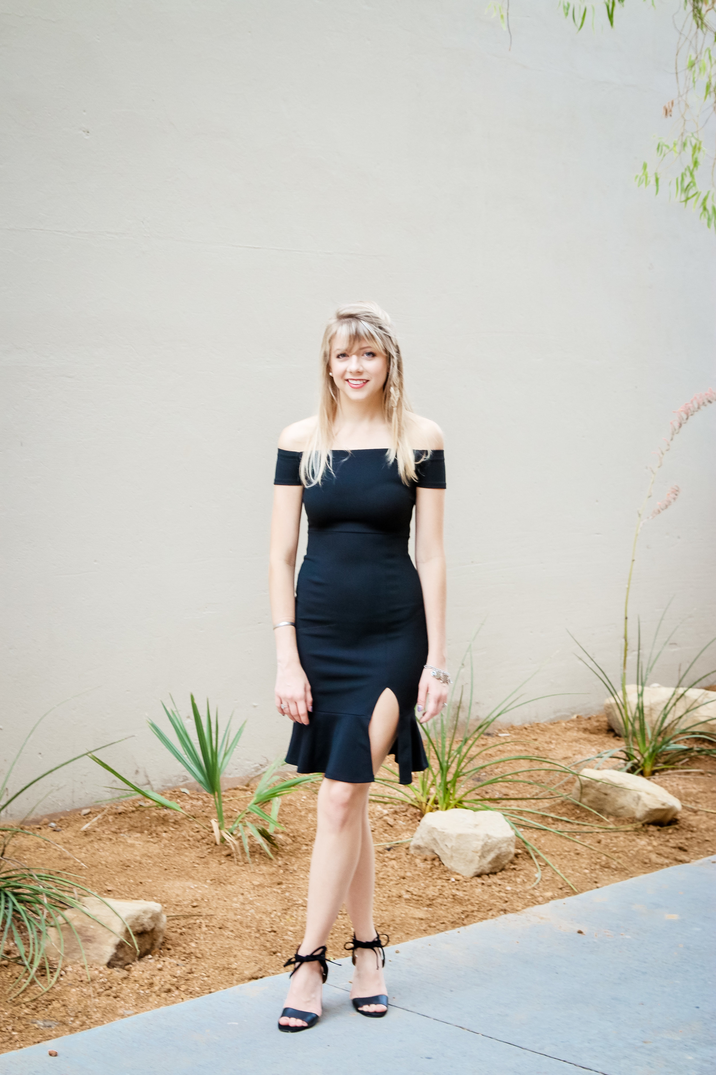 Houston Fashion Blogger - Wander Dust - Little Black Dress - Shop PinkBlush (3).jpg