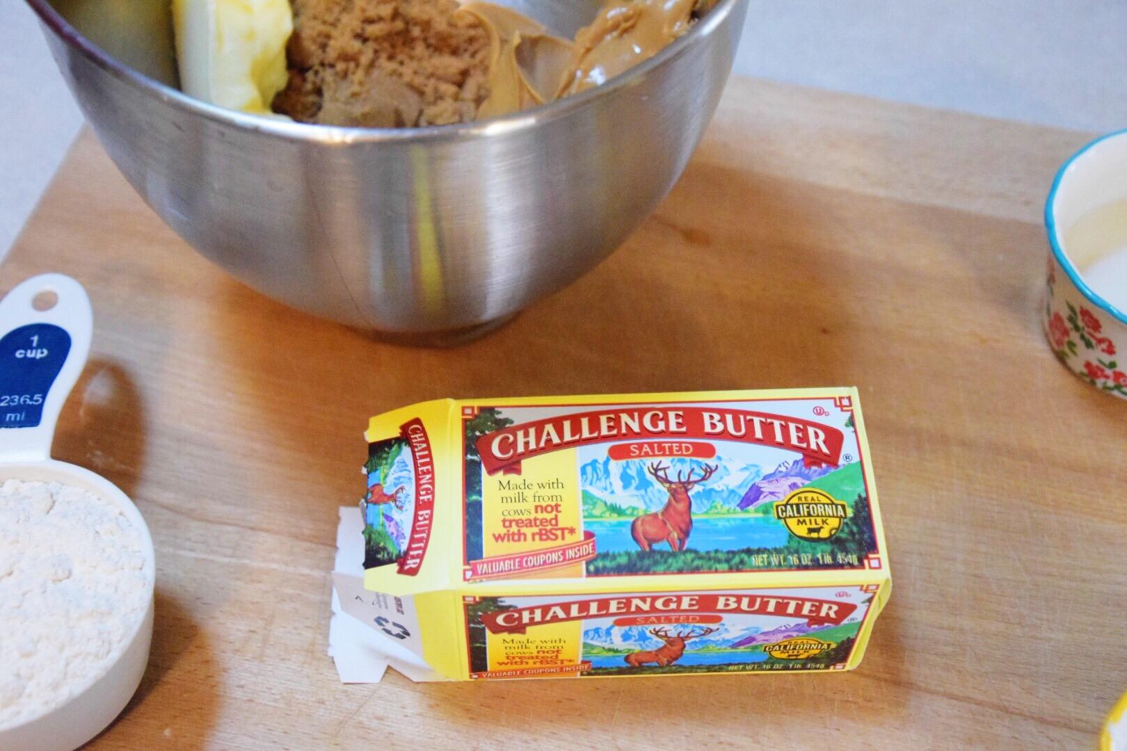 Peanut Butter White Chocolate Cookies - Houston Lifestyle Blogger (6).JPG