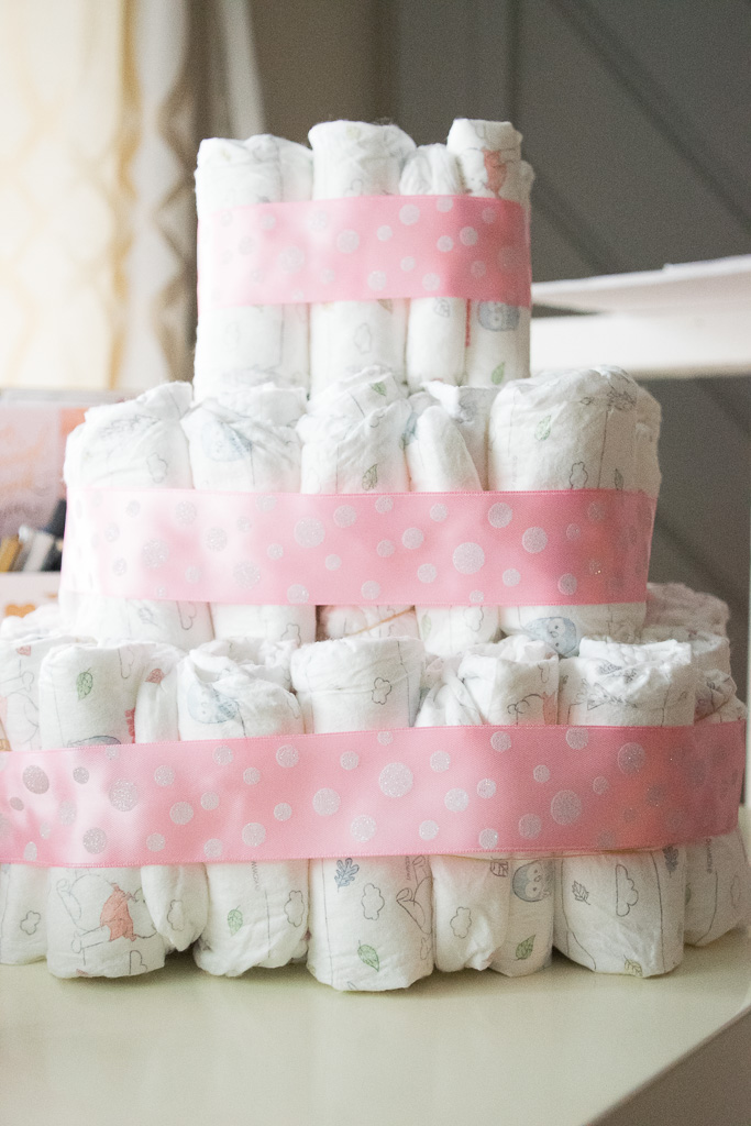 Easy DIY Baby Shower Diaper Cake - Houston Lifestyle Blogger - Wander Dust Blog (14).jpg