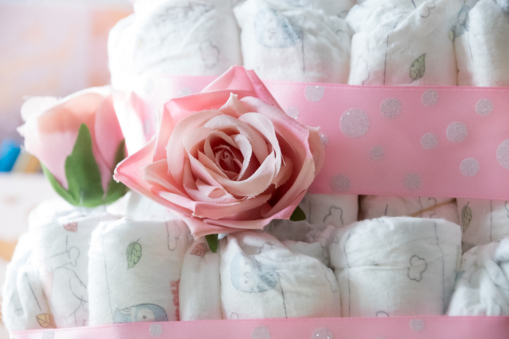Easy DIY Baby Shower Diaper Cake - Houston Lifestyle Blogger - Wander Dust Blog (17).jpg