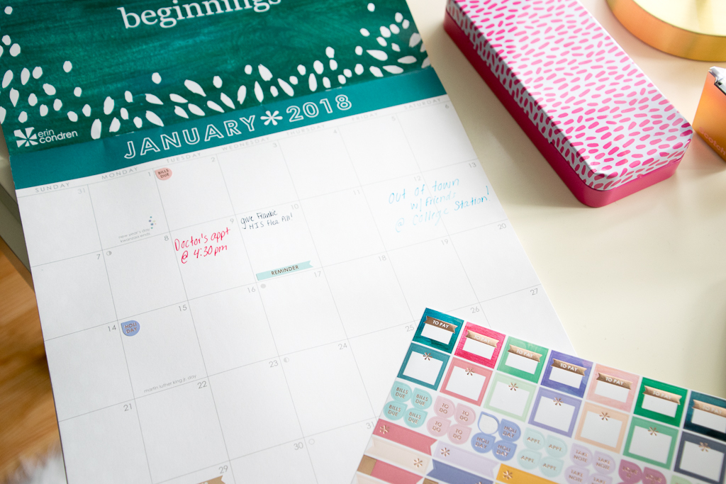 Erin Condren Review and Promo Code - Houston Lifestyle Blogger - 6 Steps to Stay Organize (1).jpg