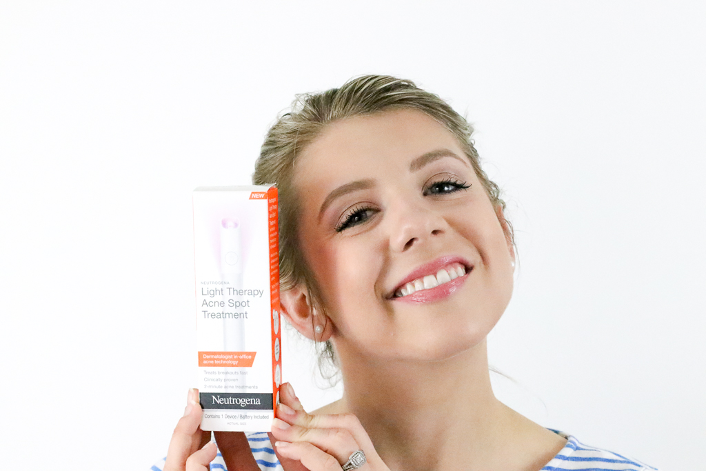 Neutrogena Light Challenge - Light Therapy at Walmart - Houston Lifestyle Blogger - Top Beauty Blogger (13).jpg