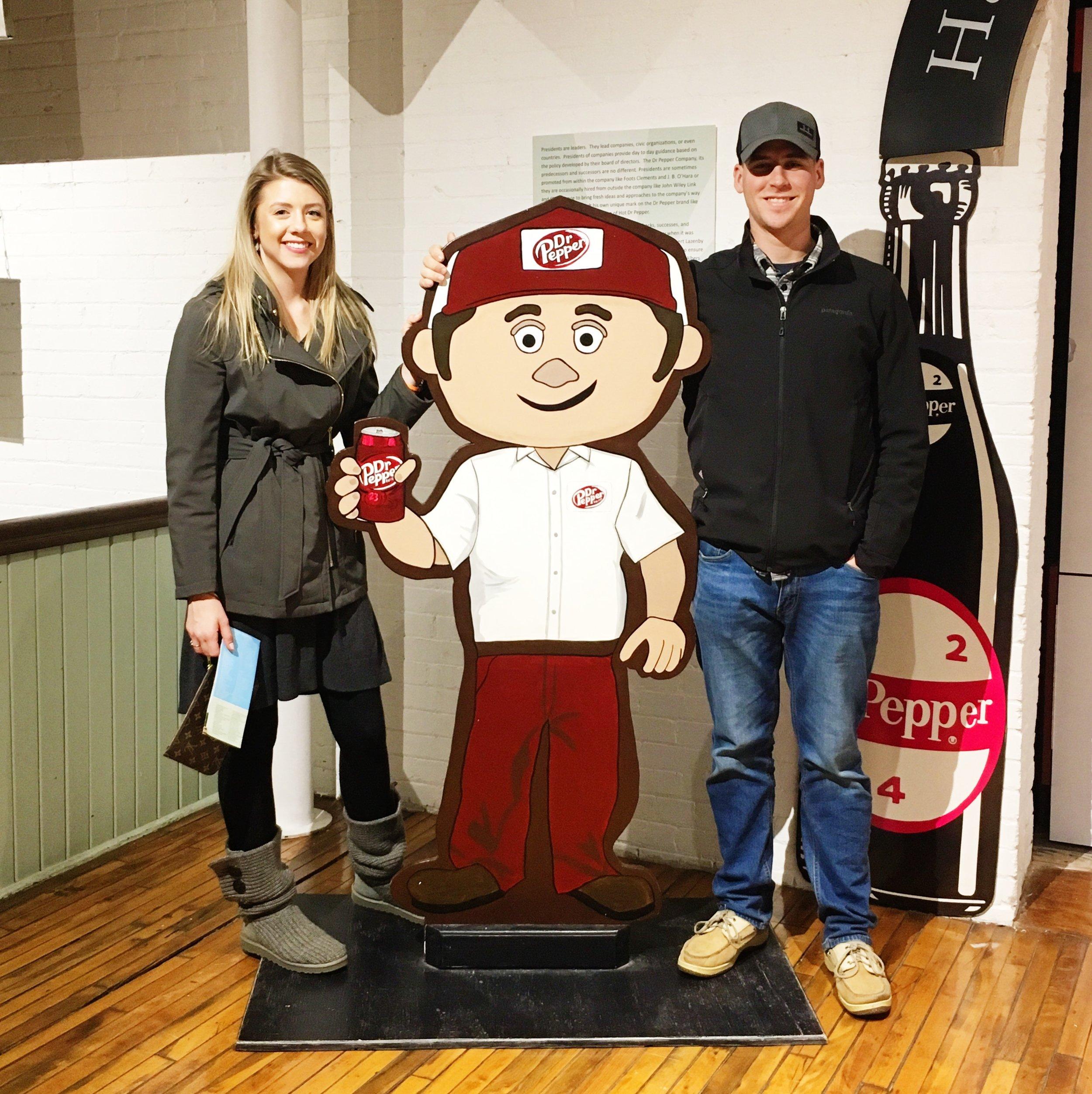 Dr Pepper Musuem - Things to do in Waco, Texas - Wander Dust Blog  (1).JPG